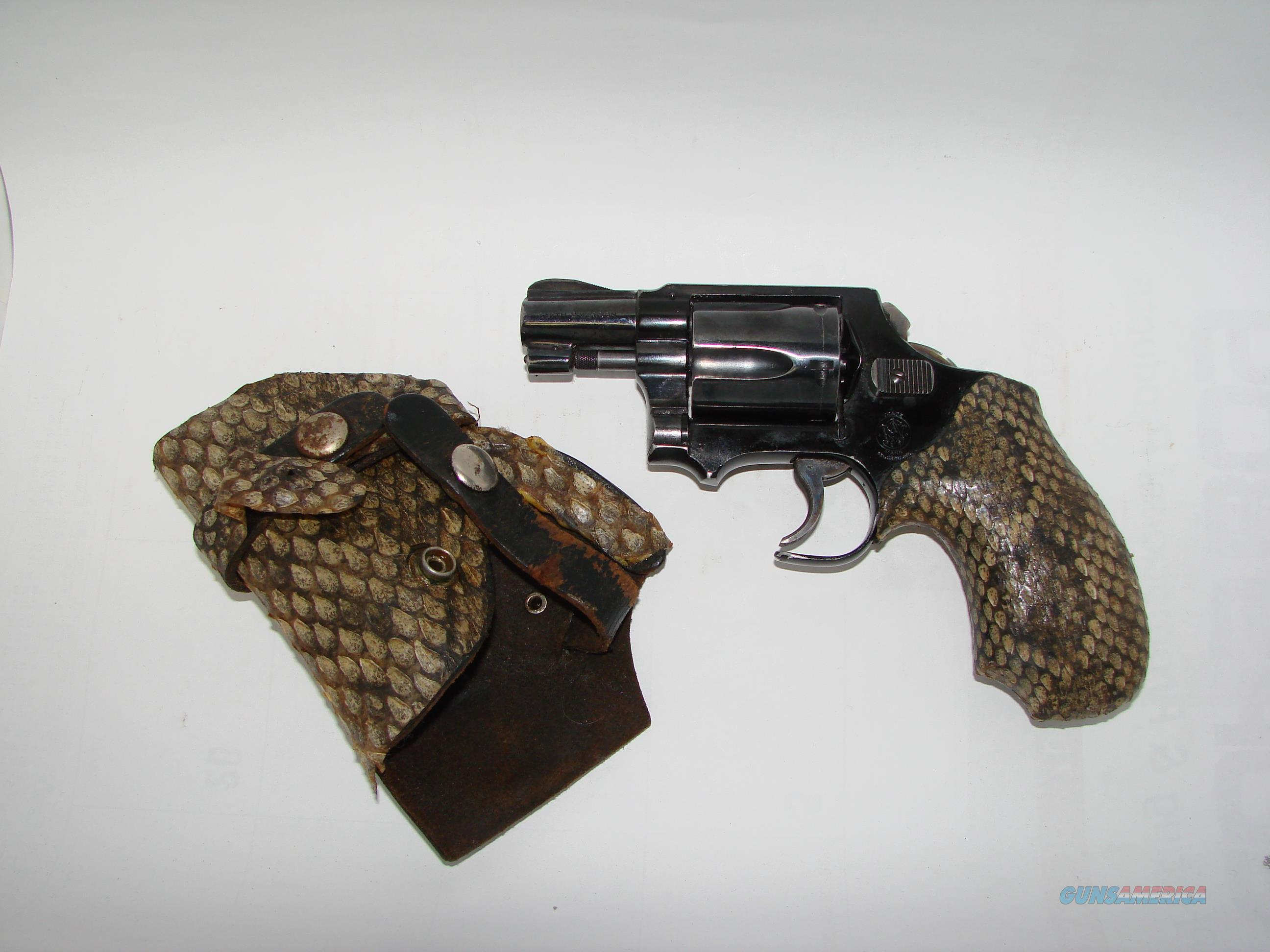 S&W Model 37  Guns > Pistols > Smith & Wesson Revolvers > Small Frame ( J )