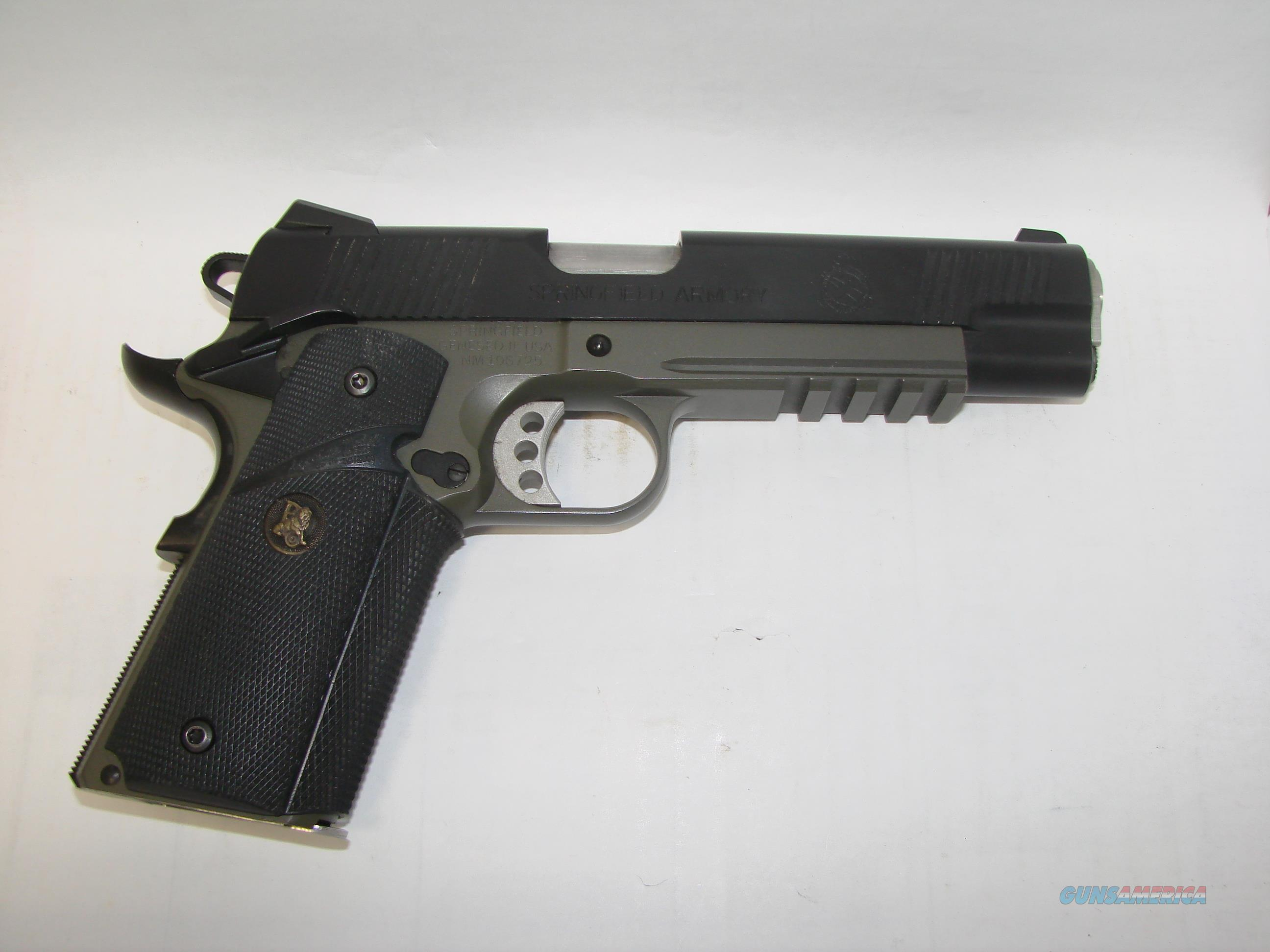Springfield Operator 1911  Guns > Pistols > Springfield Armory Pistols > 1911 Type