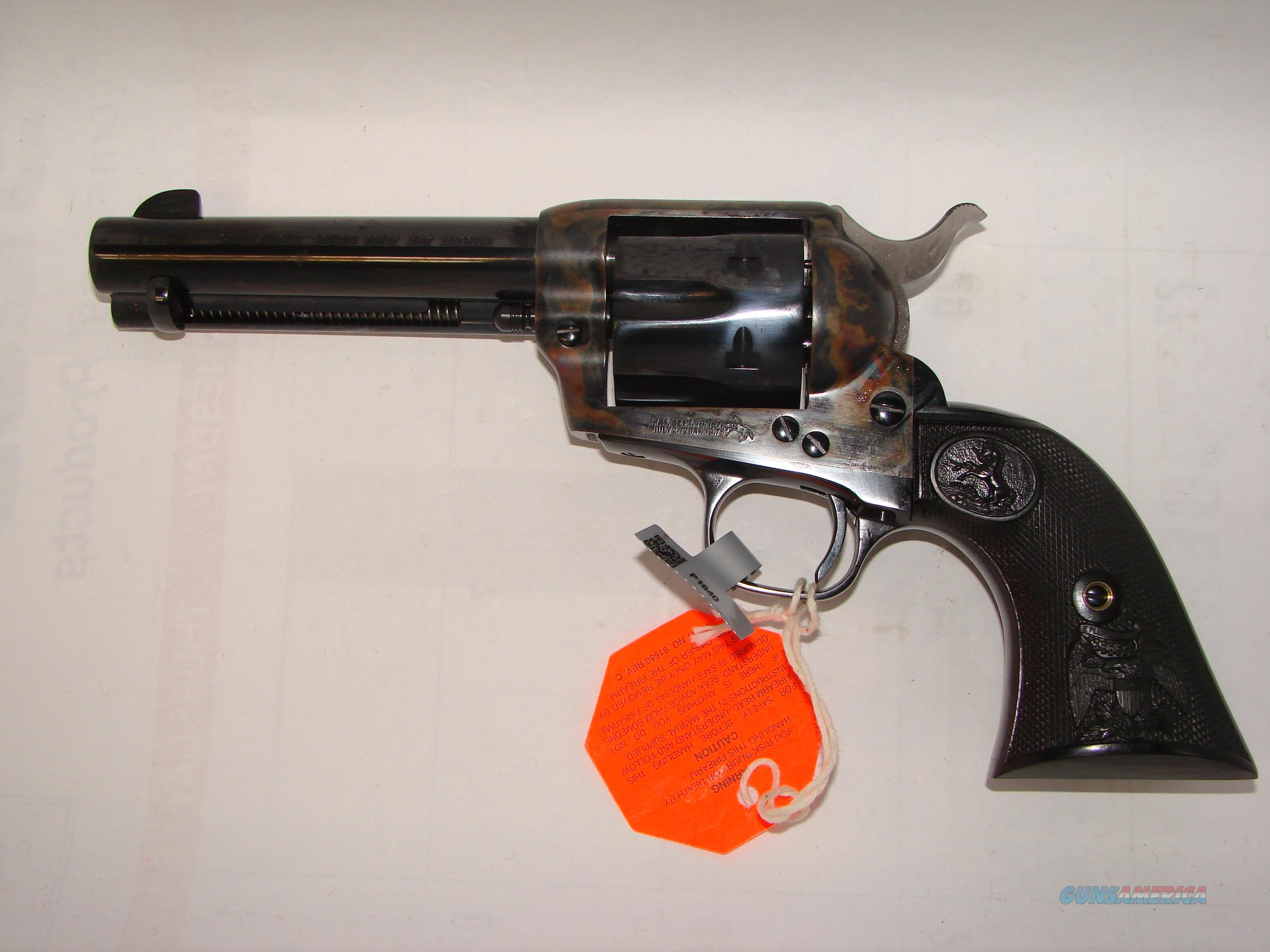 Colt SAA 357Mag  Guns > Pistols > Colt Single Action Revolvers - 3rd Gen.