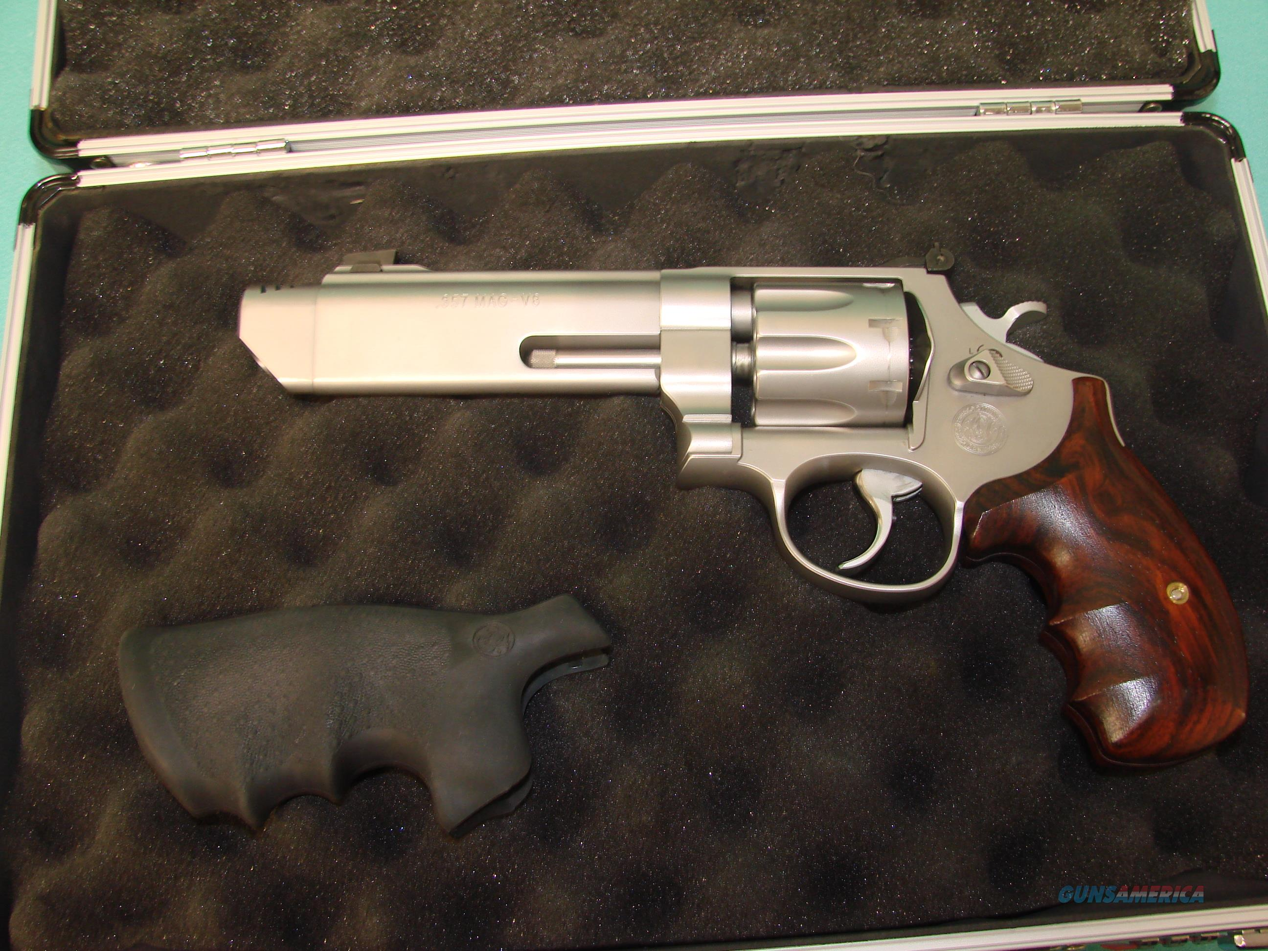 S&W 627-5 V8  Guns > Pistols > Smith & Wesson Revolvers > Performance Center
