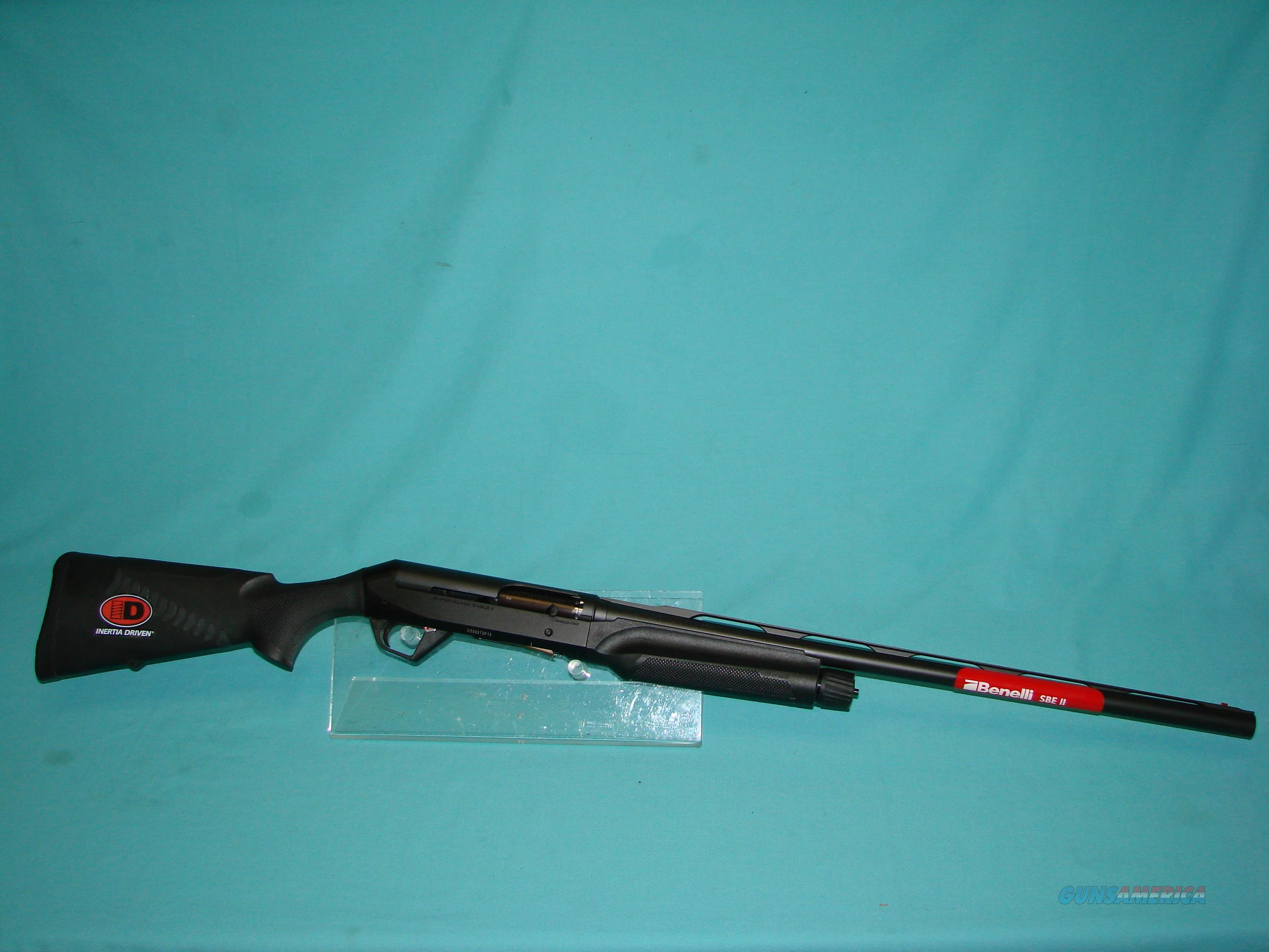 Benelli Super Black Eagle II  Guns > Shotguns > Benelli Shotguns > Sporting