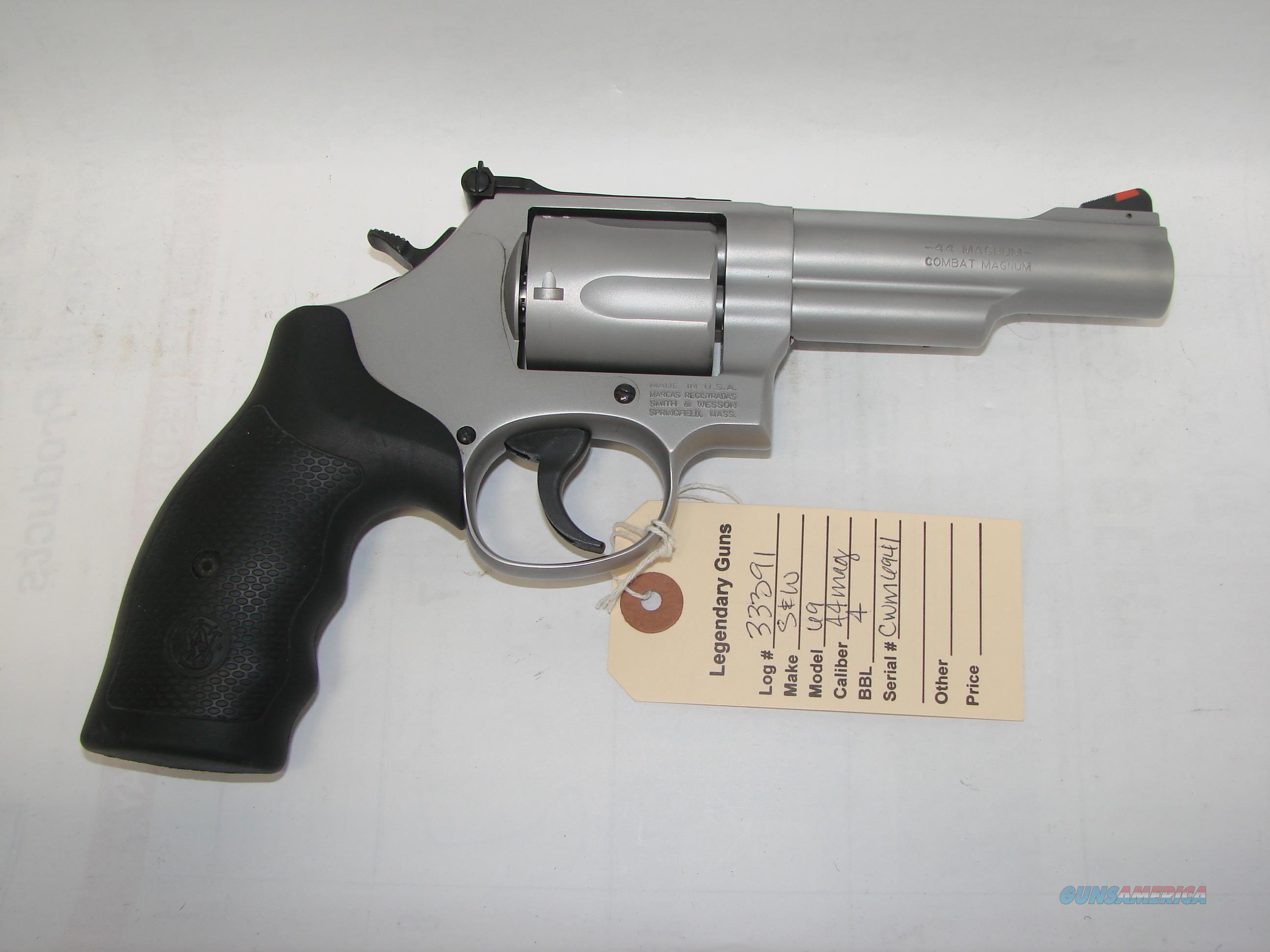 S&W 69  Guns > Pistols > Smith & Wesson Revolvers > Med. Frame ( K/L )