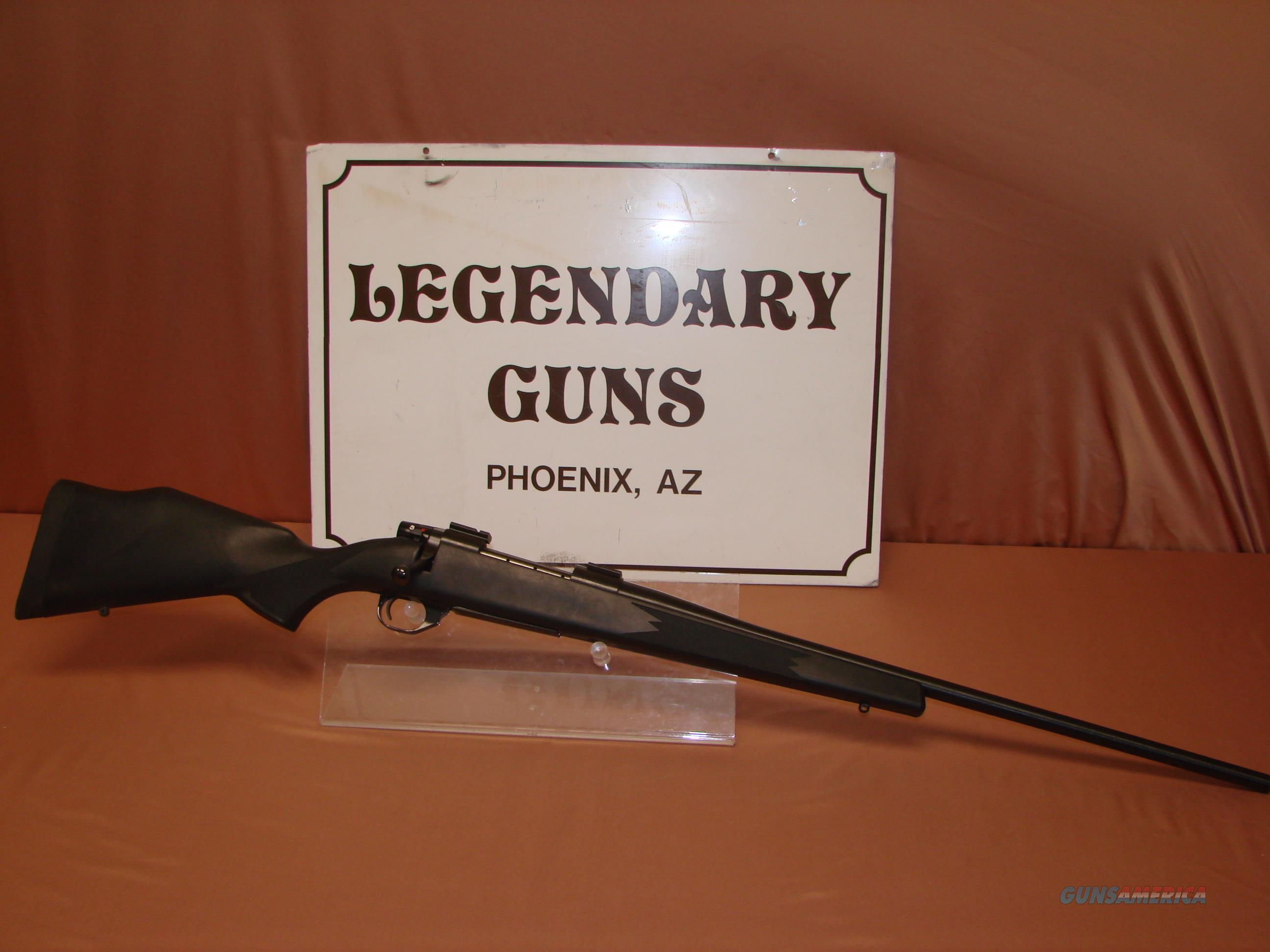 Weatherby Vanguard 300WBMag  Guns > Rifles > Weatherby Rifles > Sporting