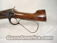 "Puma 1892 ""Wanted Dead or Alive"" .44-40  Short Rifle  Guns > Rifles > Cowboy Action Rifles Misc."