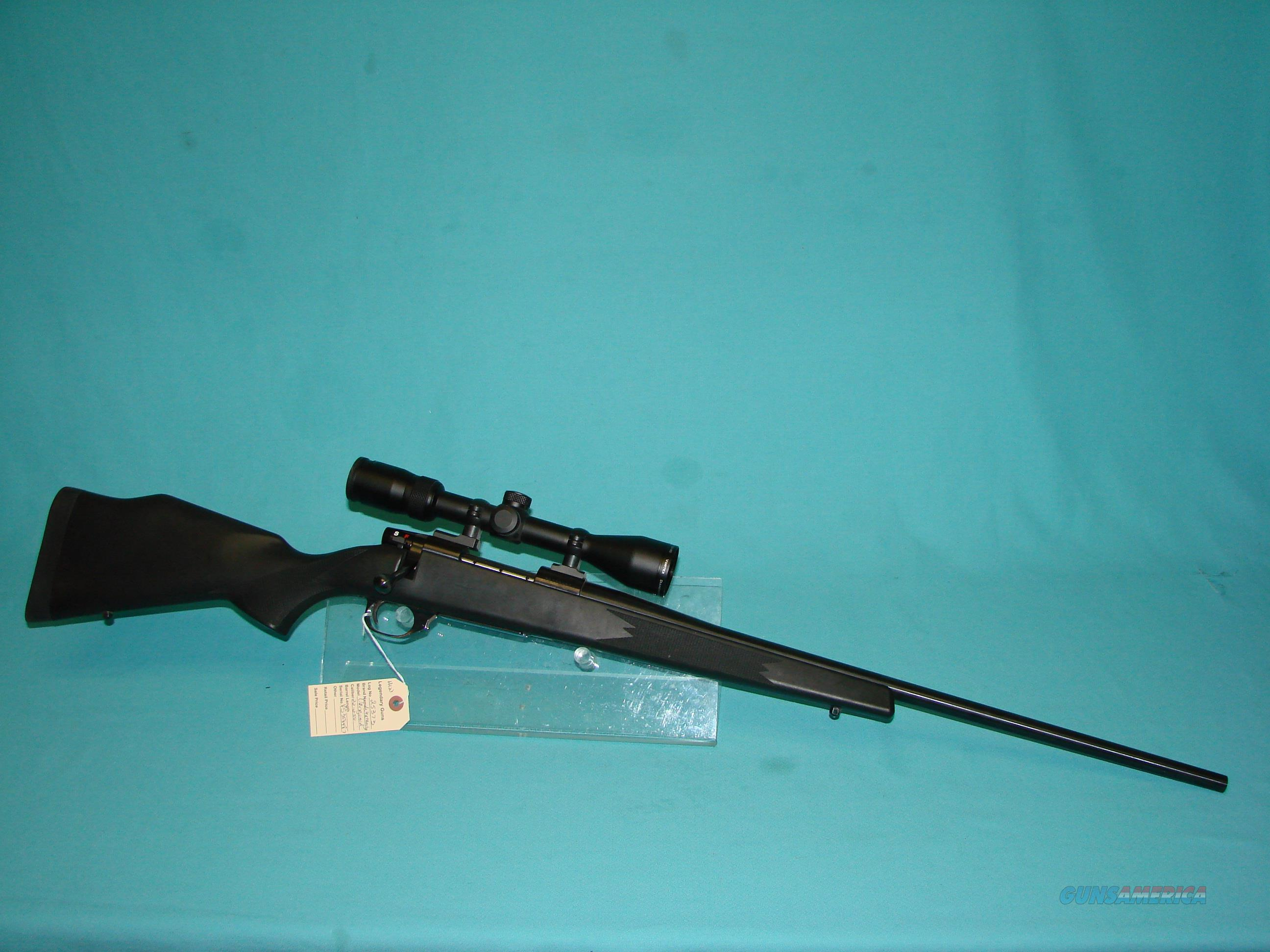 Weatherby Vanguard w/Vortex Scope  Guns > Rifles > Weatherby Rifles > Sporting