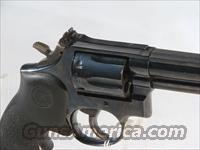 S&W Model 19-6 Blue .357  Smith & Wesson Revolvers > Full Frame Revolver