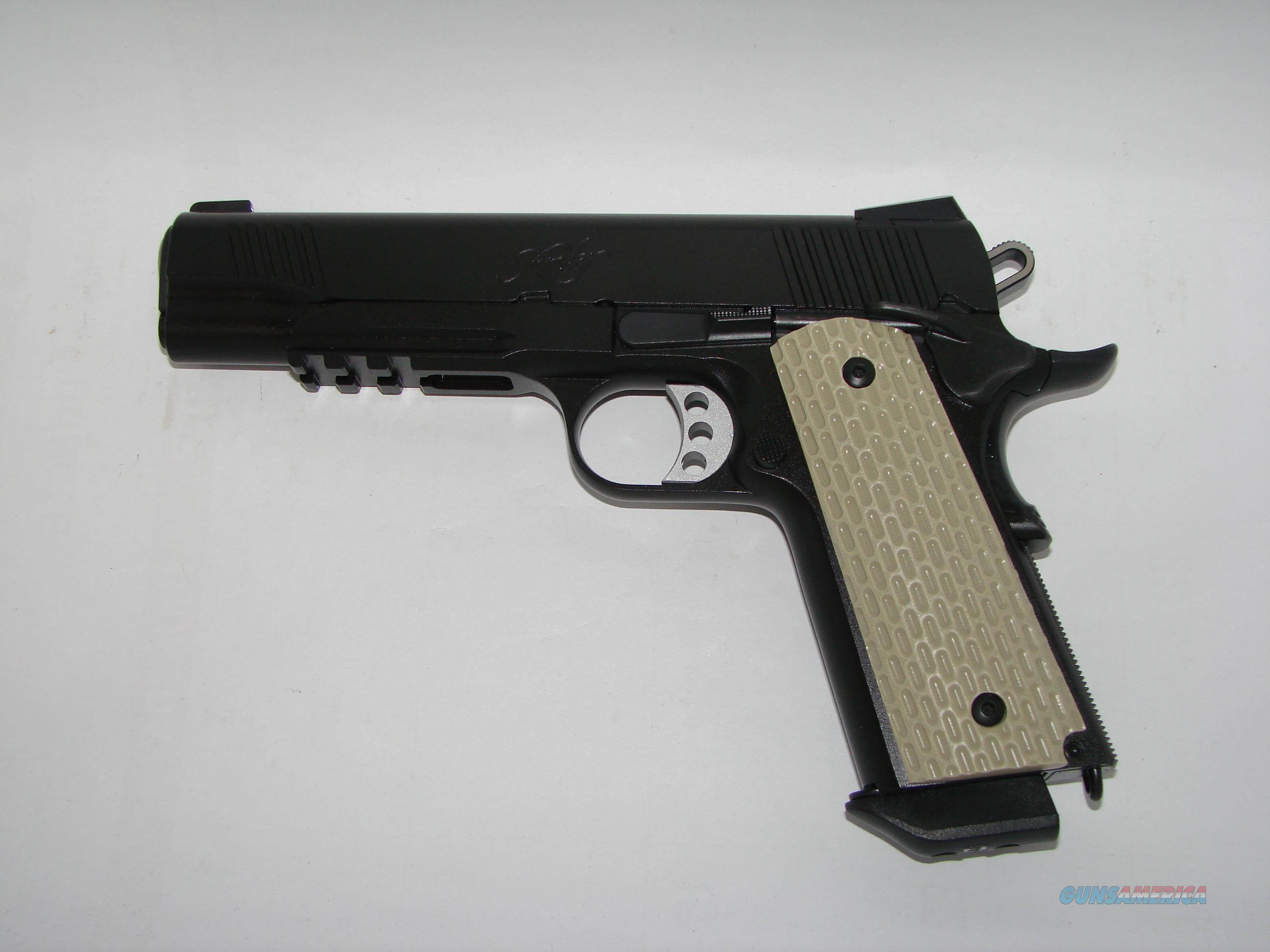 Kimber Warrior 45ACP  Guns > Pistols > Kimber of America Pistols