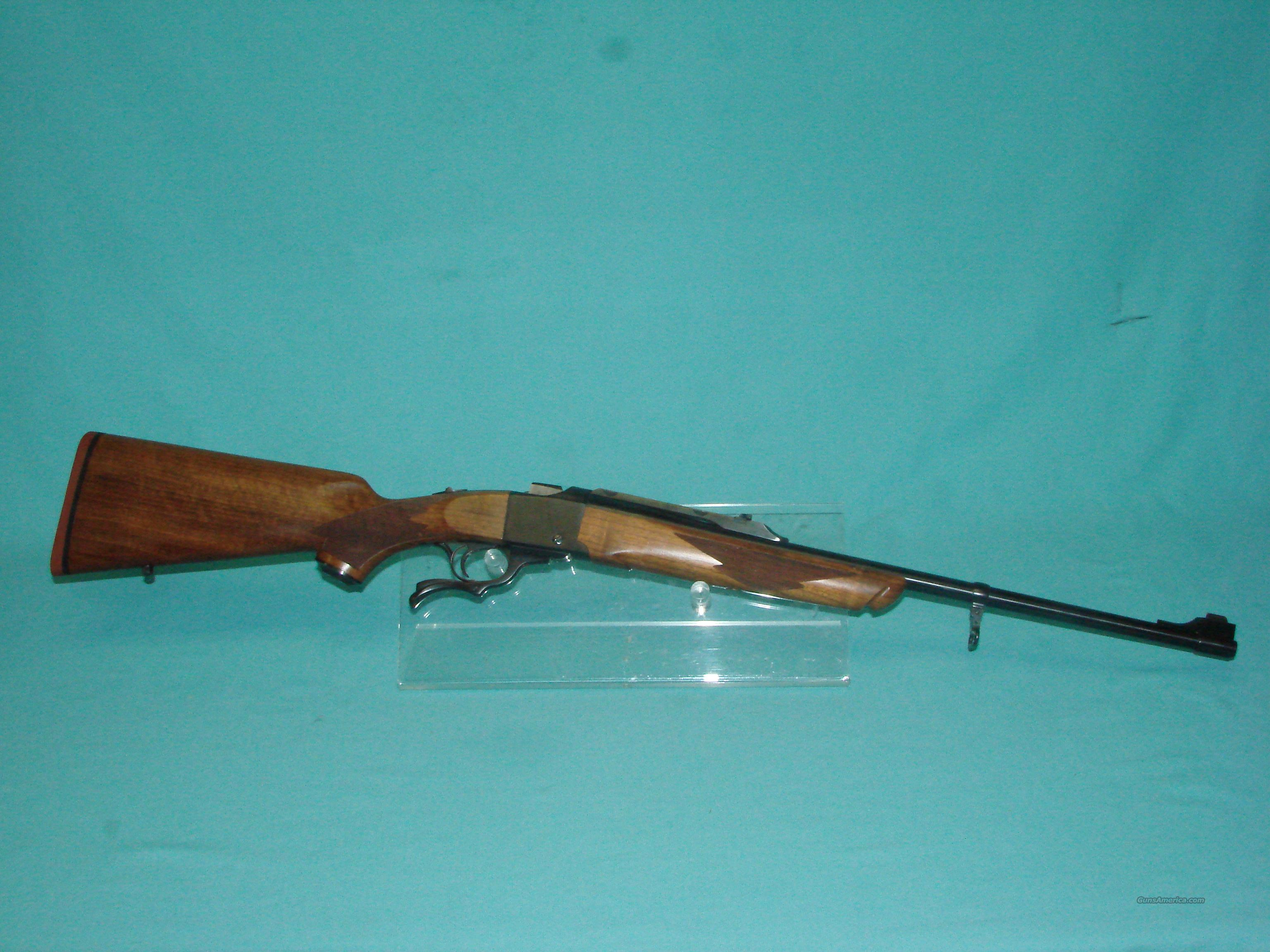 Ruger No1 357 Magnum -Not CHP-  Guns > Rifles > Ruger Rifles > #1 Type