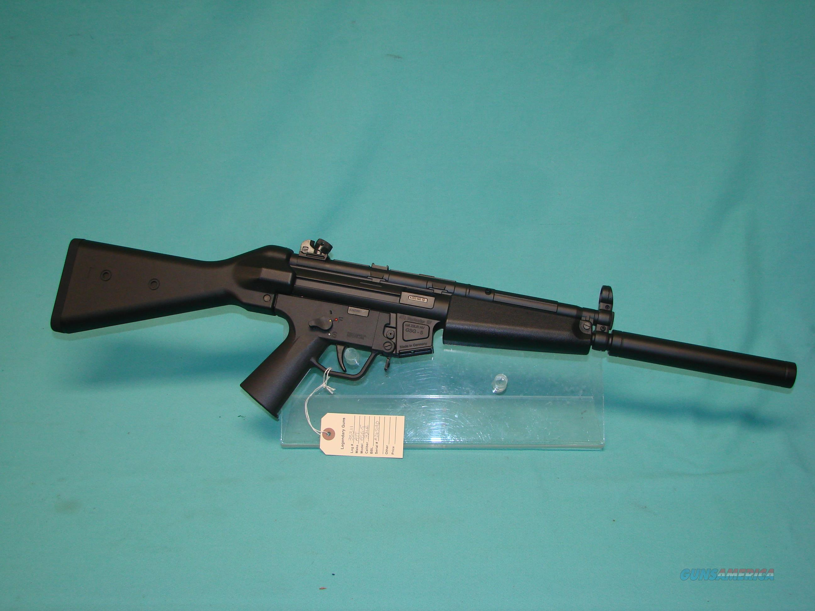 ATI GSG 5  Guns > Rifles > G Misc Rifles