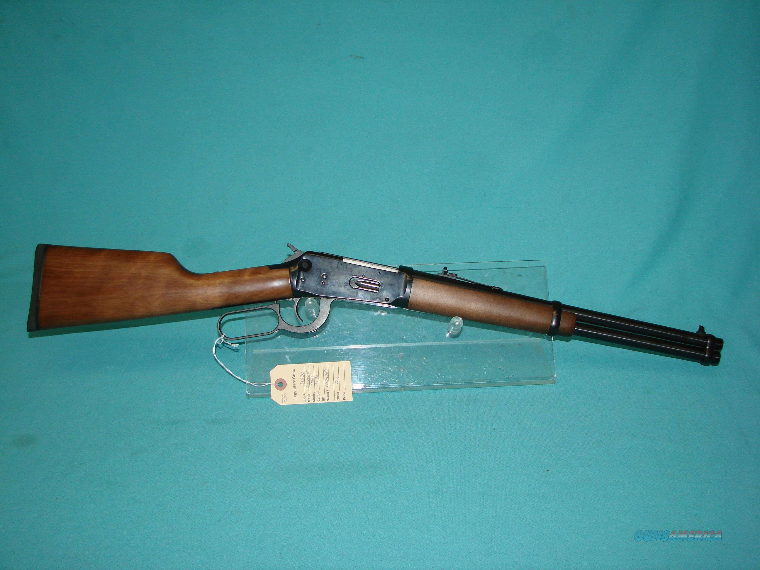 Winchester 94AE   Guns > Rifles > Winchester Rifles - Modern Lever > Model 94 > Post-64