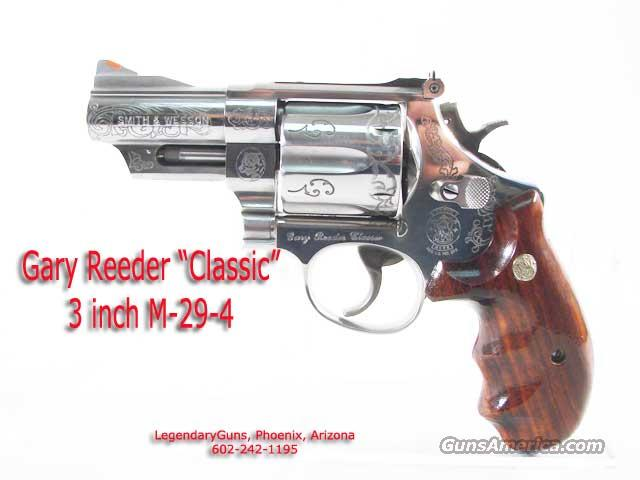"Gary Reeder ""Classic"" .44 mag 3 inch BBl  Guns > Pistols > Custom Pistols > Other"