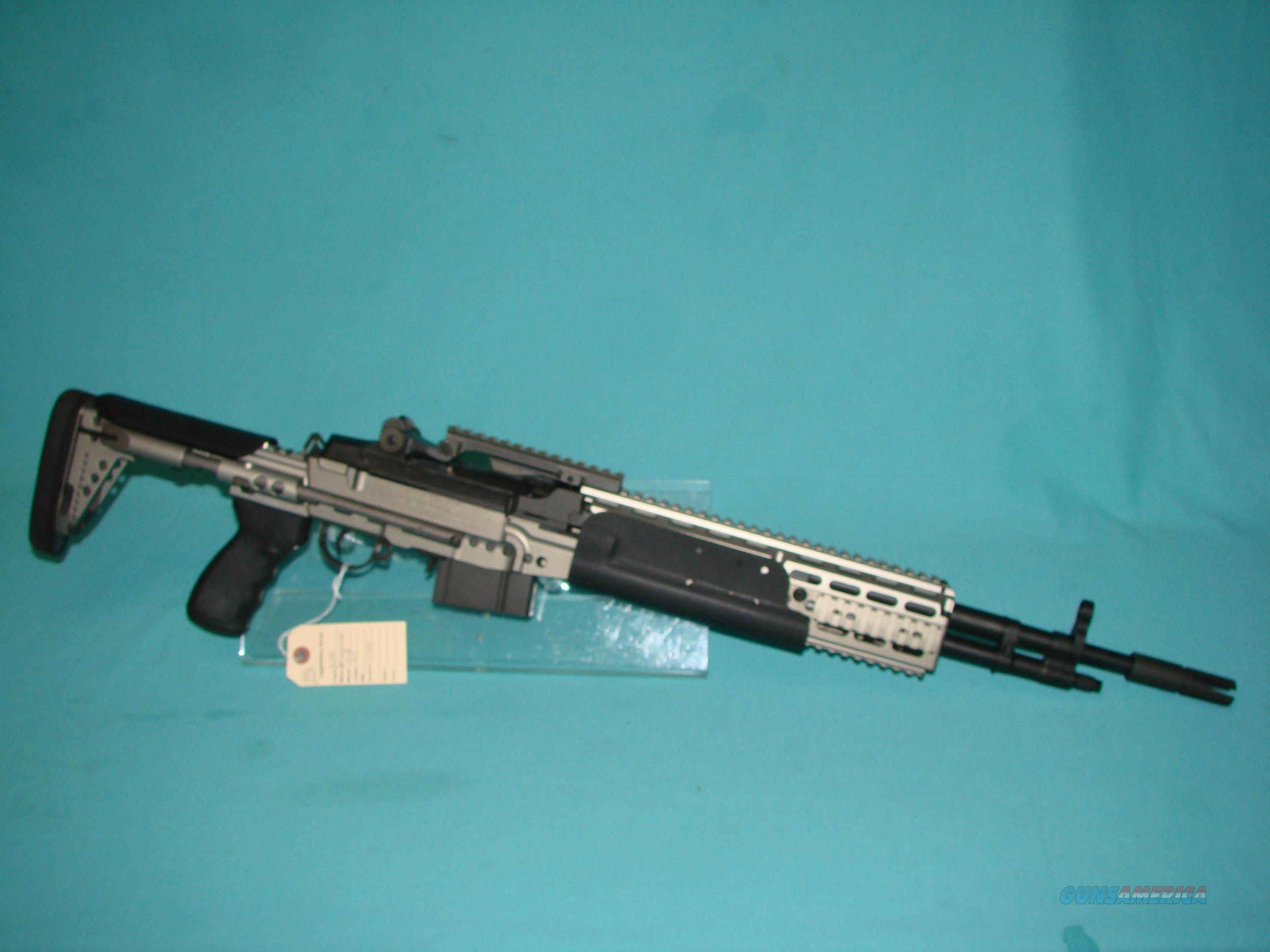 Springfield M1A Custom  Guns > Rifles > Springfield Armory Rifles > M1A/M14