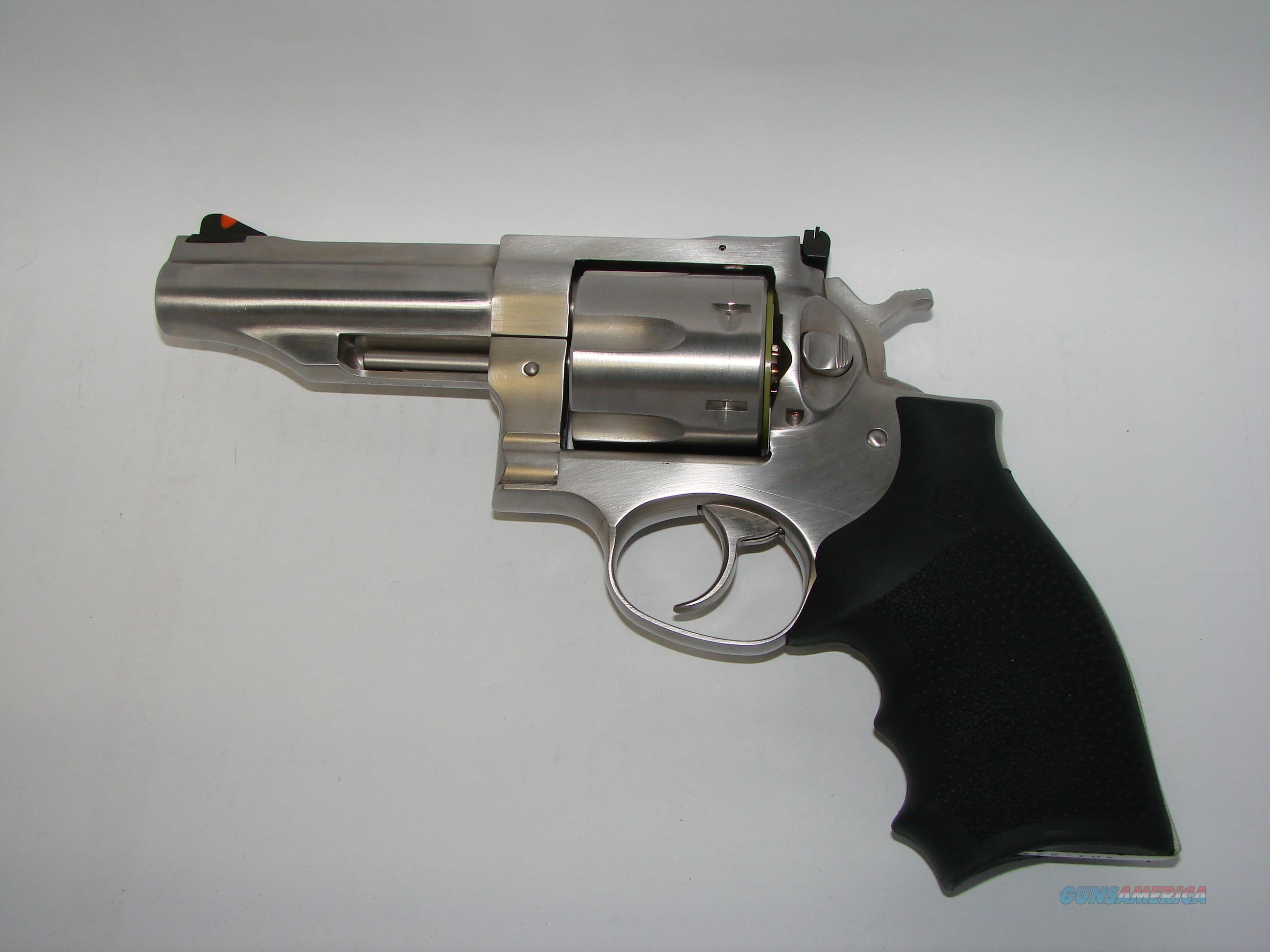 Ruger Redhawk 41Mag  Guns > Pistols > Ruger Double Action Revolver > Redhawk Type