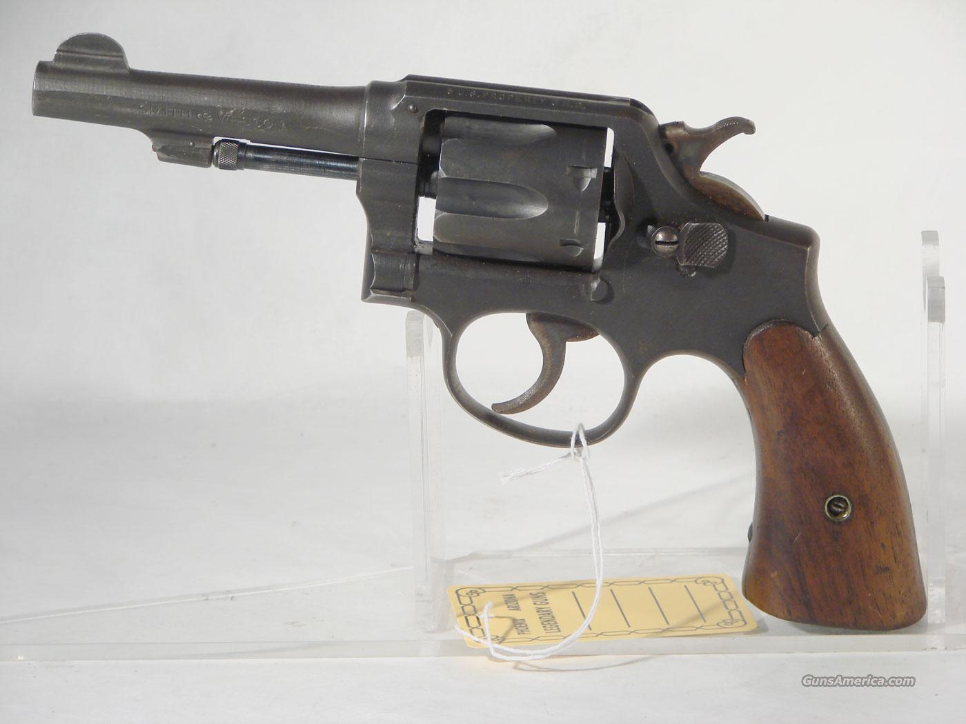S&W Victory Model .38 Spl  Guns > Pistols > Smith & Wesson Revolvers > Full Frame Revolver