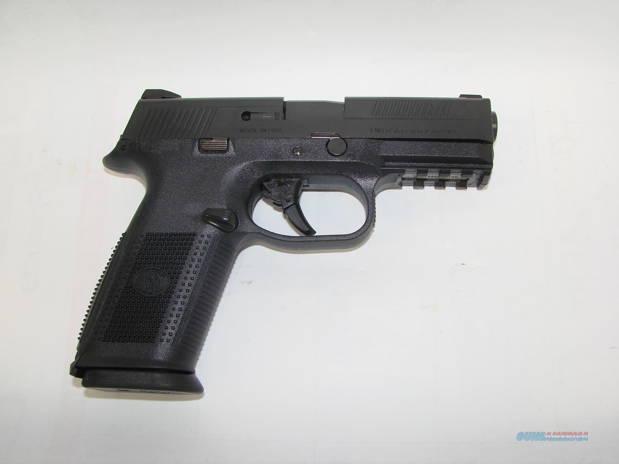 FN FNS40  Guns > Pistols > FNH - Fabrique Nationale (FN) Pistols > FNS