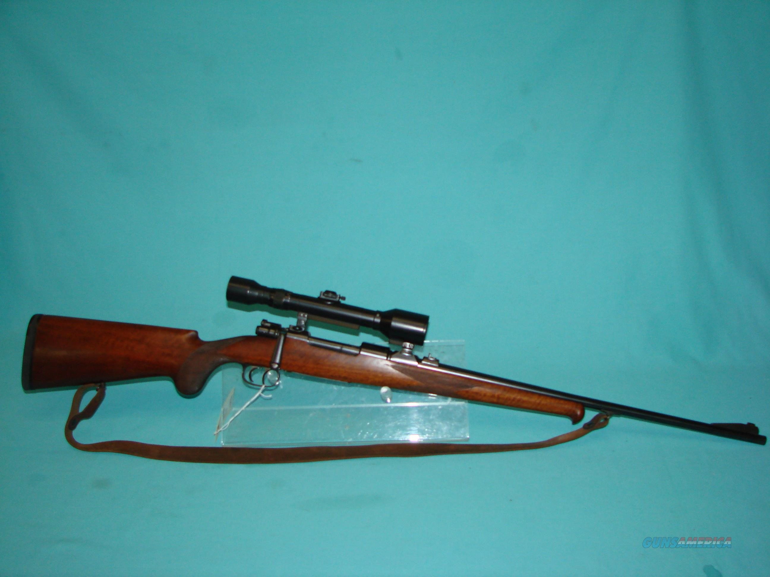 Mauser 98 Custom  Guns > Rifles > Mauser Rifles > German