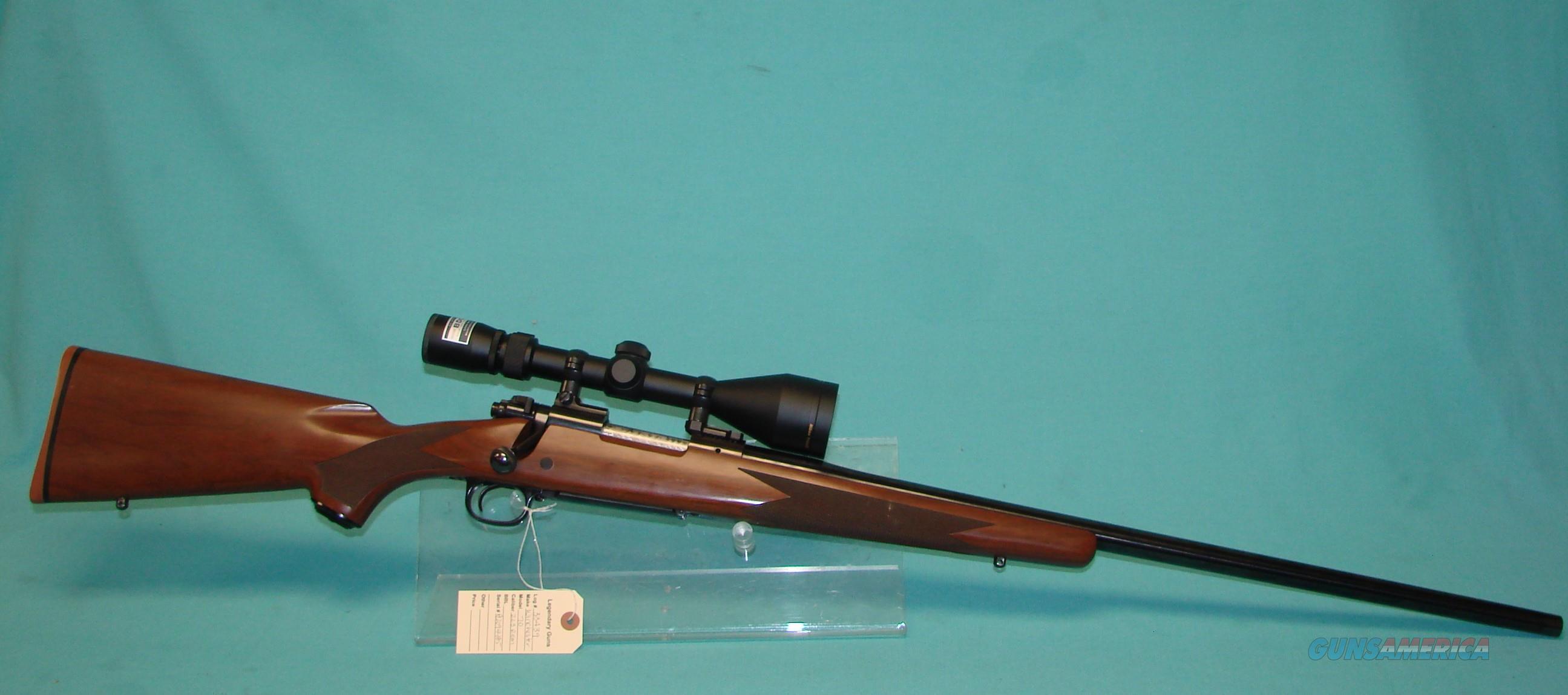 Winchester 70 Sporter .223  Guns > Rifles > Winchester Rifles - Modern Bolt/Auto/Single > Model 70 > Post-64