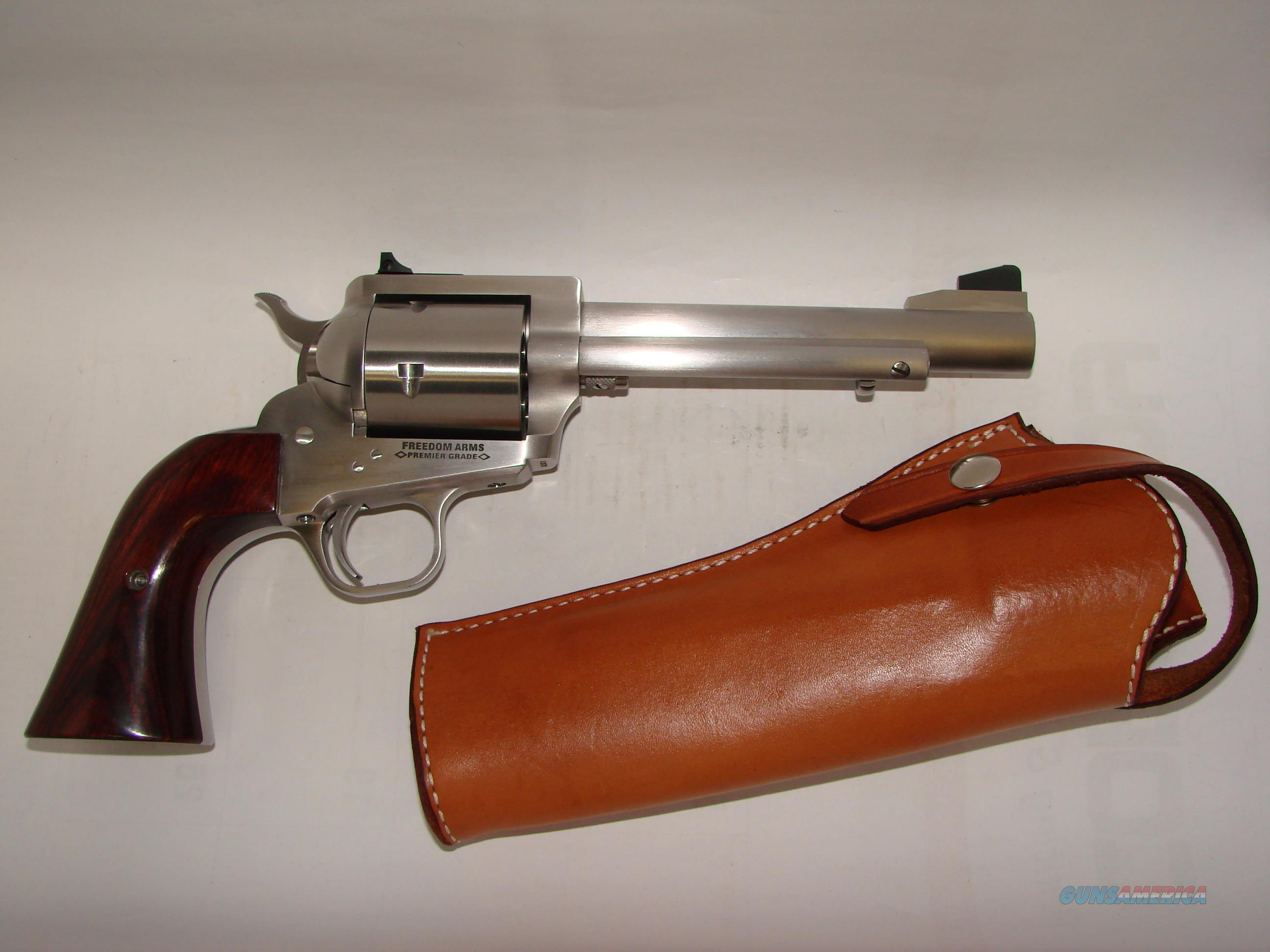 Freedom Arms 83 454Casull  Guns > Pistols > Freedom Arms Pistols
