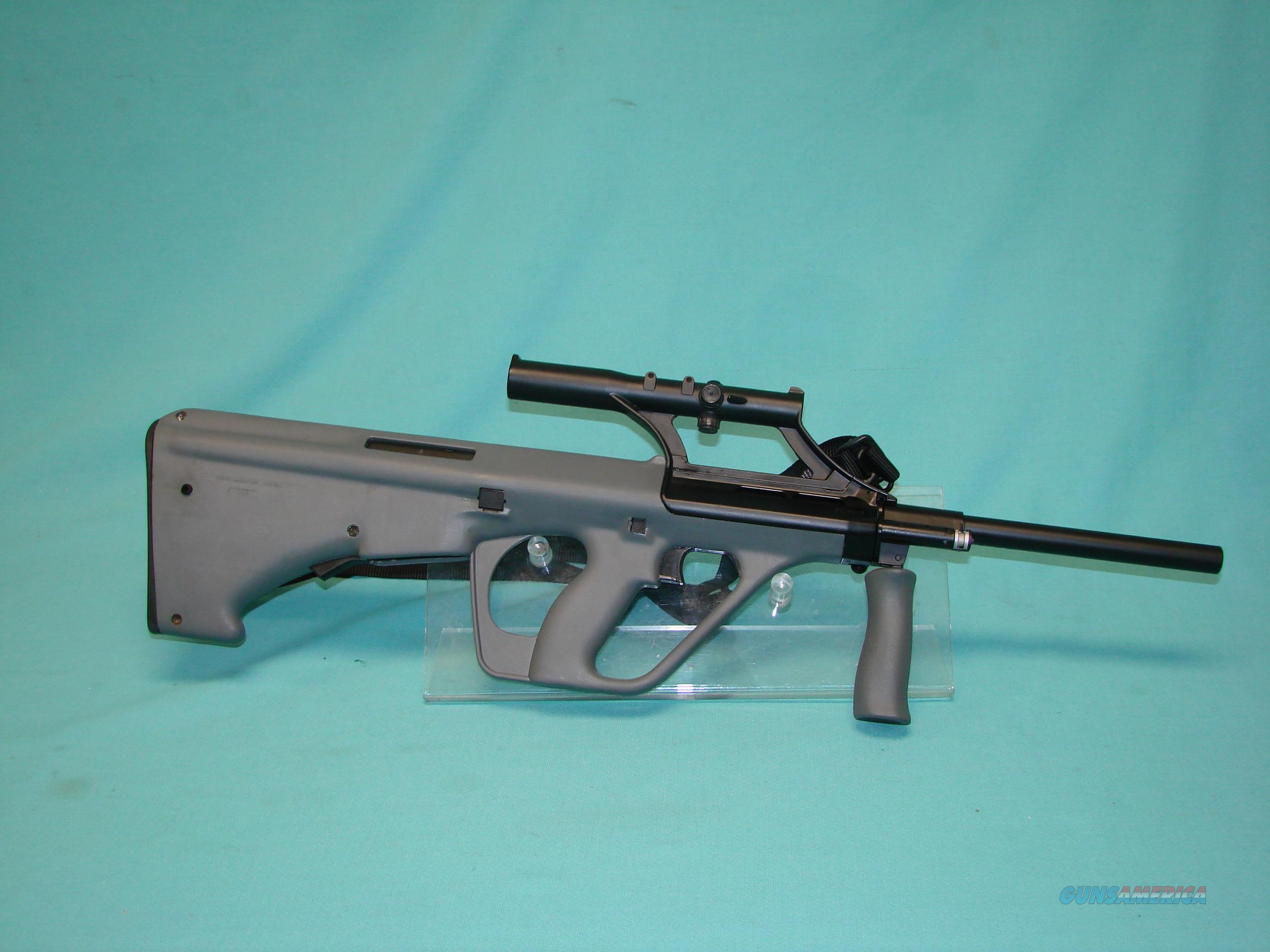Steyr USR  Guns > Rifles > Steyr Rifles