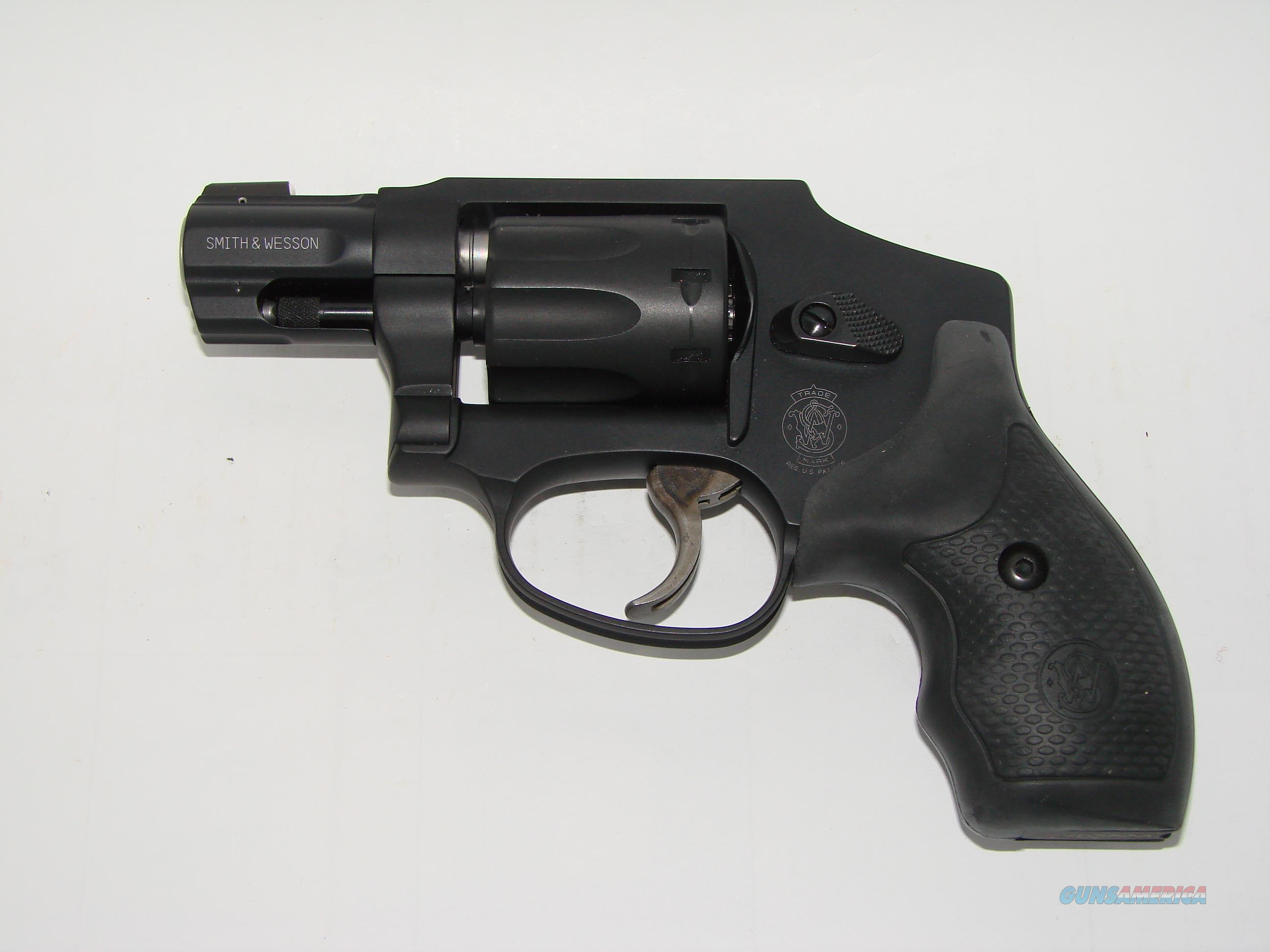 S&W 43C Airlite 22LR  Guns > Pistols > Smith & Wesson Revolvers > Small Frame ( J )