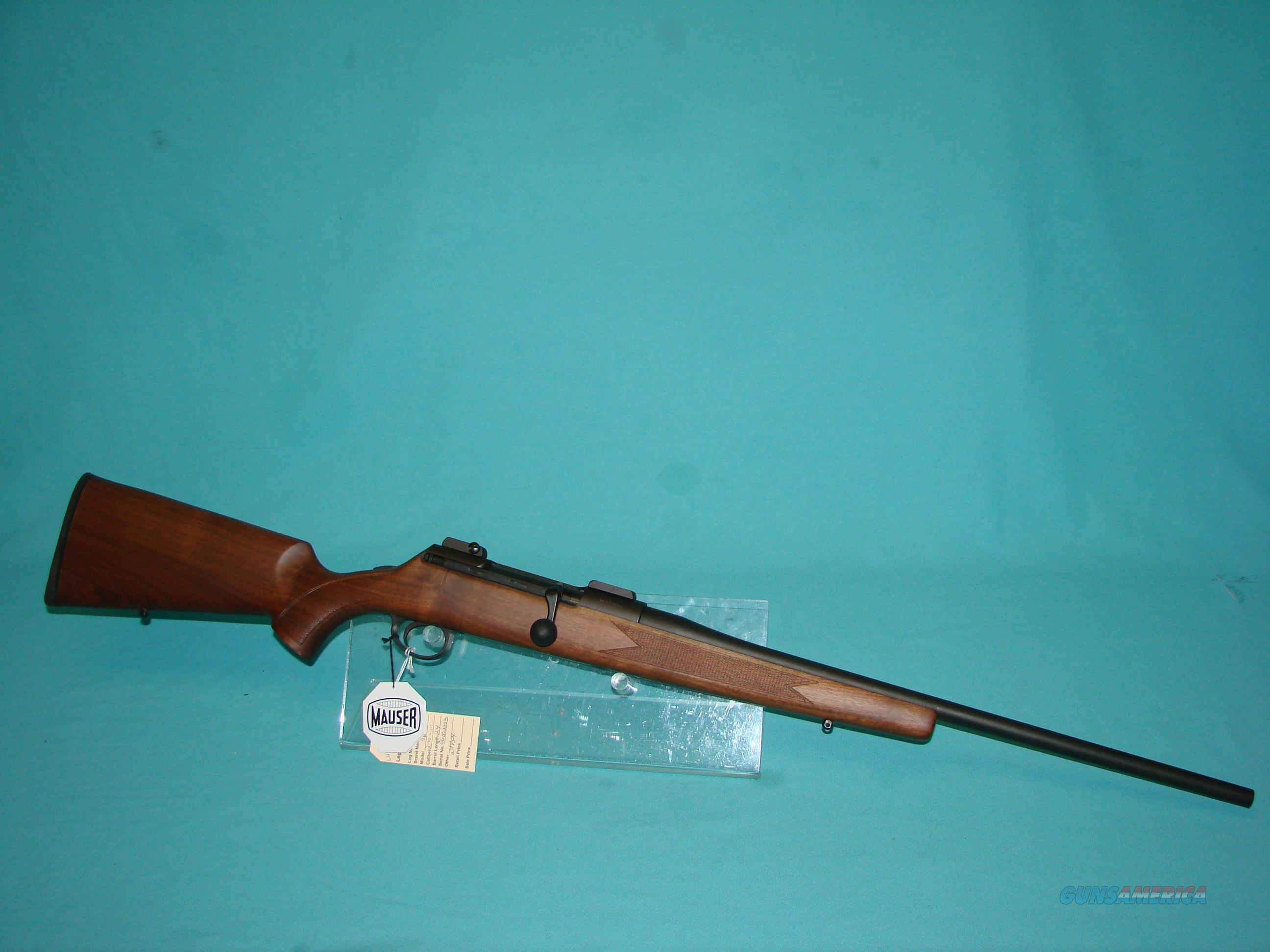 Mauser 96 .270Win  Guns > Rifles > Mauser Rifles > German