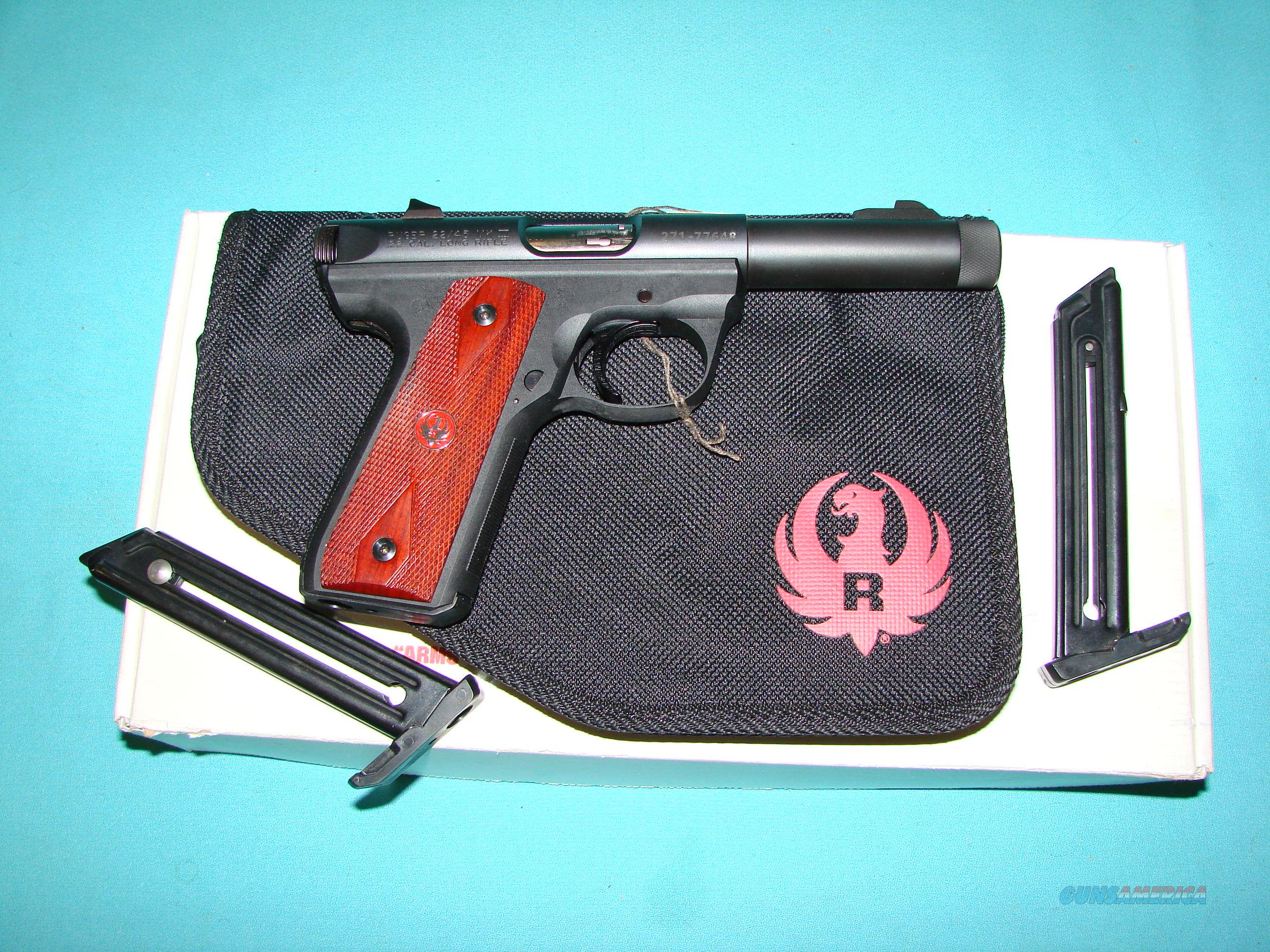 Ruger 22/45 MKIII  Guns > Pistols > Ruger Semi-Auto Pistols > 22/45