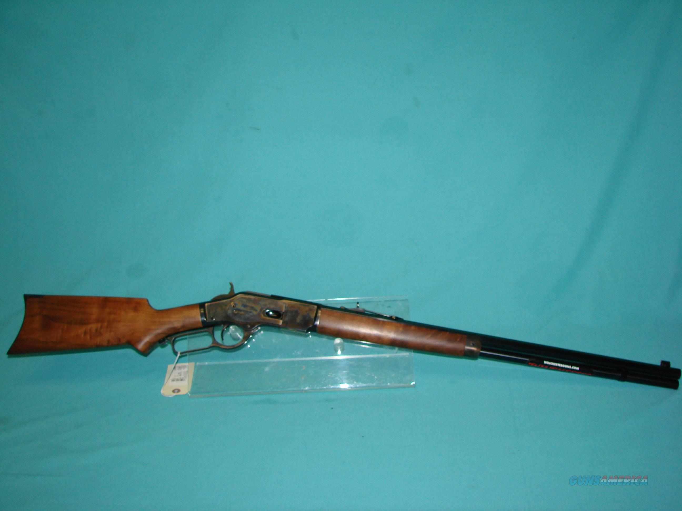 Winchester 1873 44-40  Guns > Rifles > Winchester Rifles - Modern Lever > Other Lever > Post-64