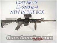 Colt AR-15 LE-6940 Package  Colt Military/Tactical Rifles