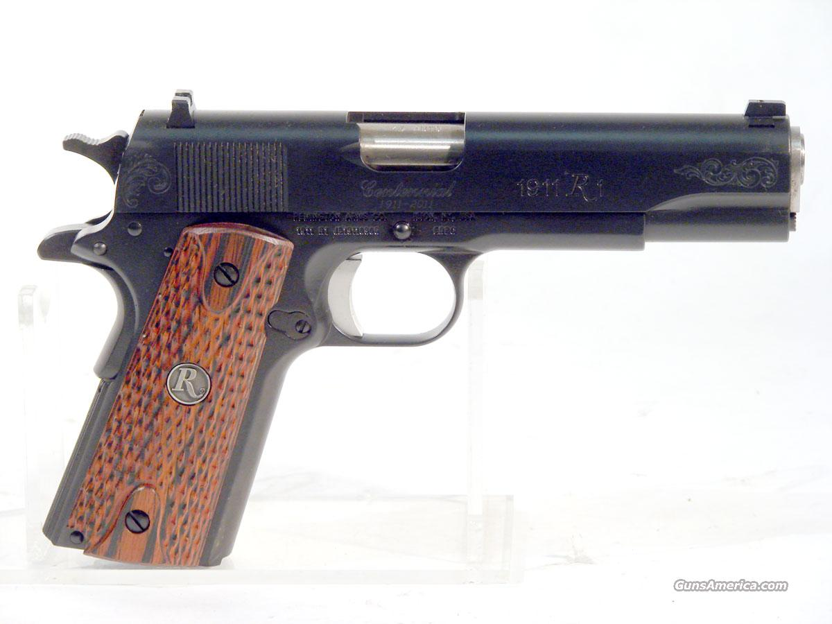 Remington 1911 R-1, 100 year Anniversary  Guns > Pistols > 1911 Pistol Copies (non-Colt)