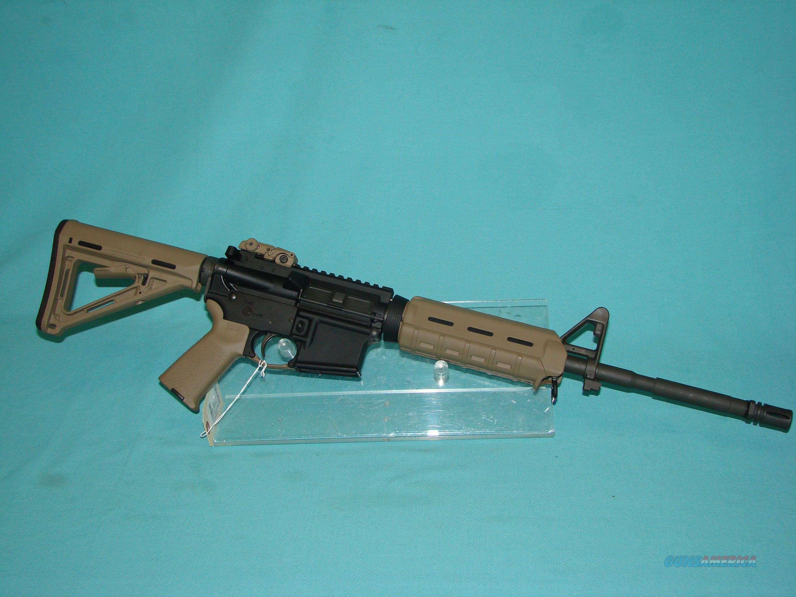 Colt M4 Carbine  Guns > Rifles > Colt Military/Tactical Rifles