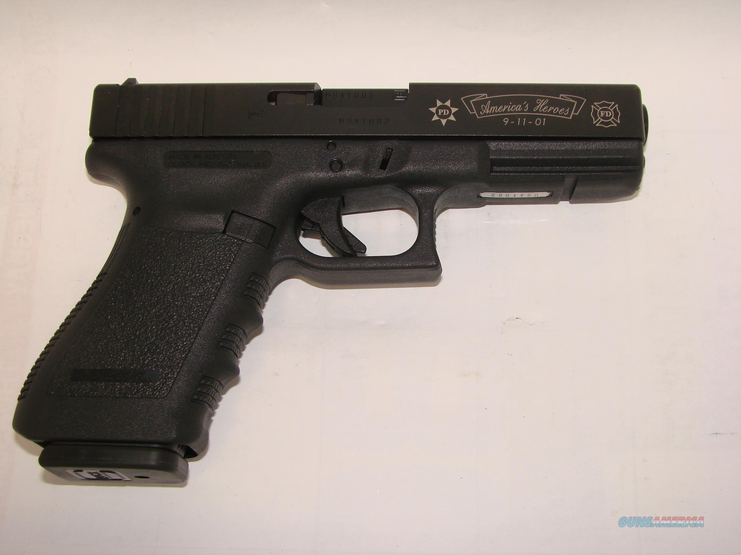 Glock 21 9/11 America's Heroes  Guns > Pistols > Glock Pistols > 20/21