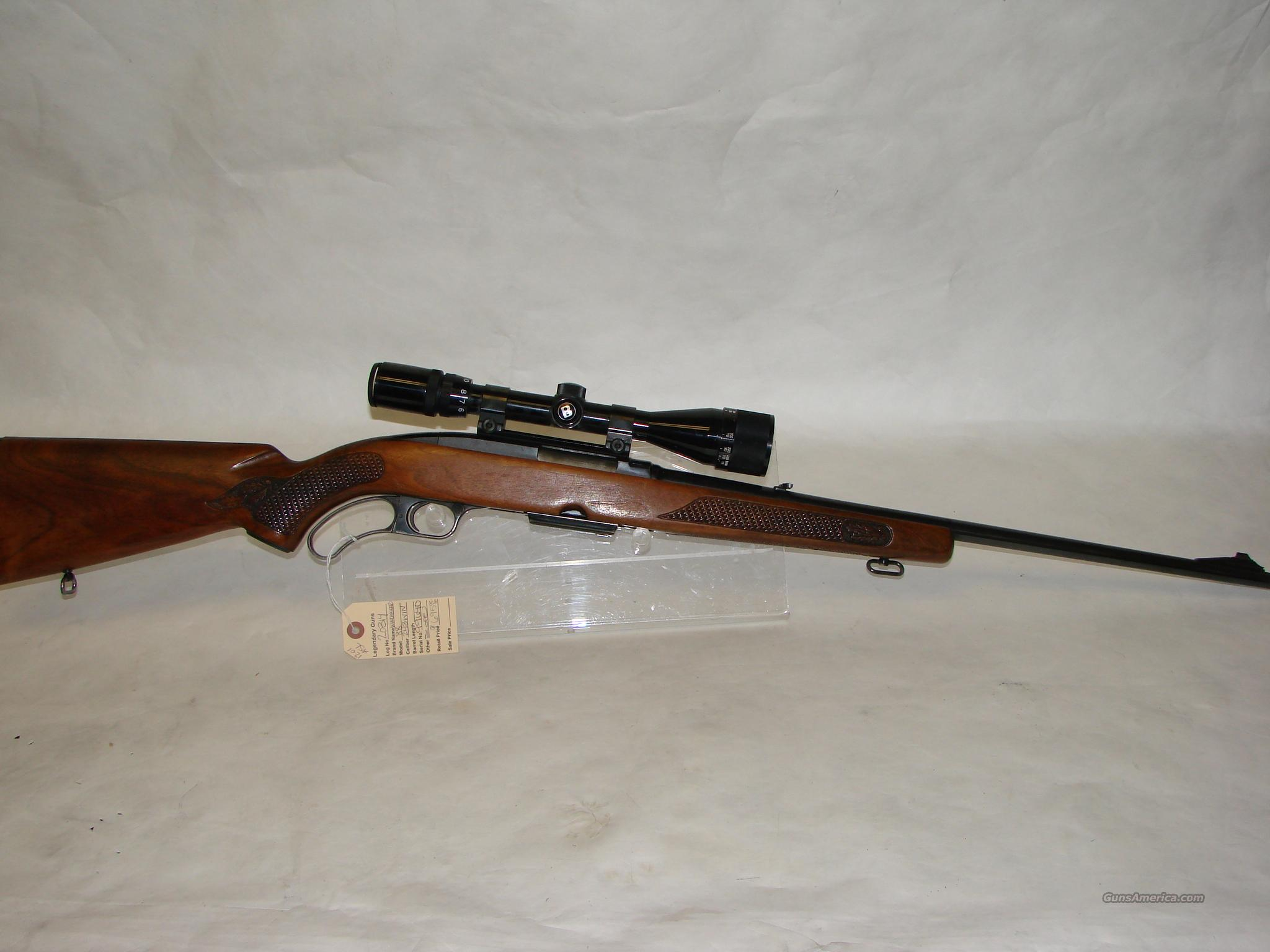 Winchester Model 88  Guns > Rifles > Winchester Rifles - Modern Lever > Other Lever > Pre-64