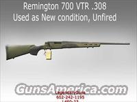 Remington 700 VTR .308 Used  Remington Rifles - Modern > Model 700 > Sporting