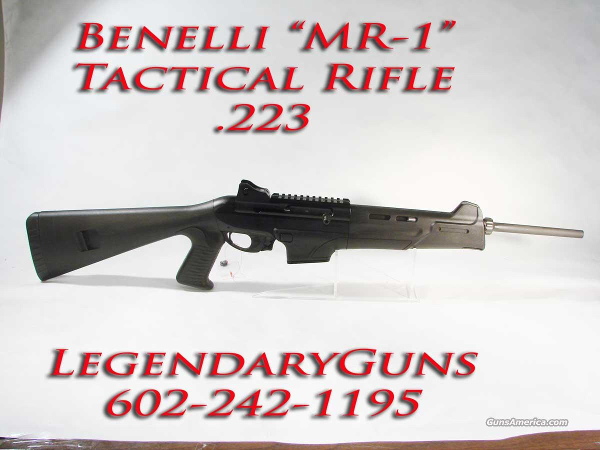 Benelli MR-1, Rifle .223  Semi Auto. New in box  Guns > Rifles > Benelli Rifles