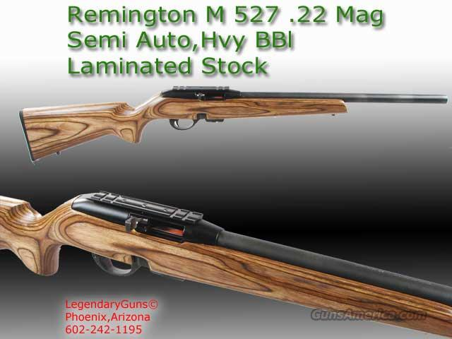 Remington M-597 .22 Mag Laminated Stock  Guns > Rifles > Remington Rifles - Modern > Non-Model 700