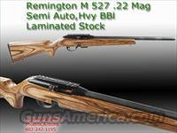 Remington M-597 .22 Mag Laminated Stock  Remington Rifles - Modern > Non-Model 700