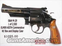 S&W 629 Elmer Keith Commemorative .44 Mag  Smith & Wesson Revolvers > Model 629