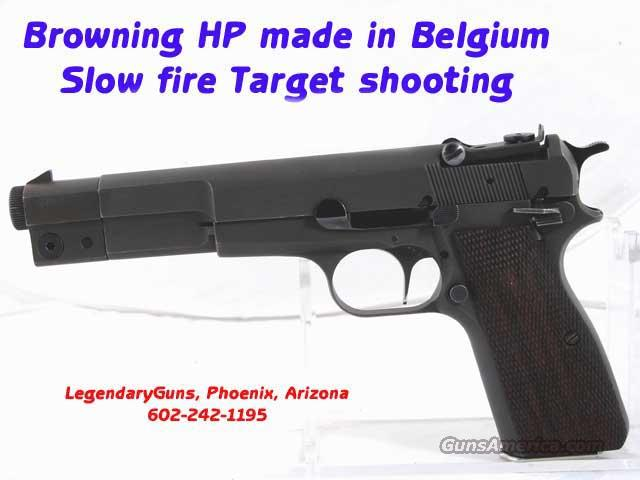Browning HP Competition by Cassi  Guns > Pistols > Browning Pistols > High Power