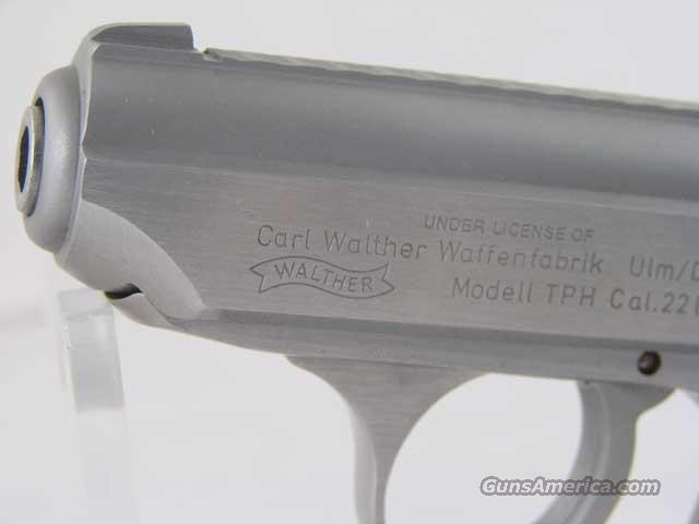 Walther TPH Stainless .22Lr  Guns > Pistols > Walther Pistols > Post WWII > PP Series