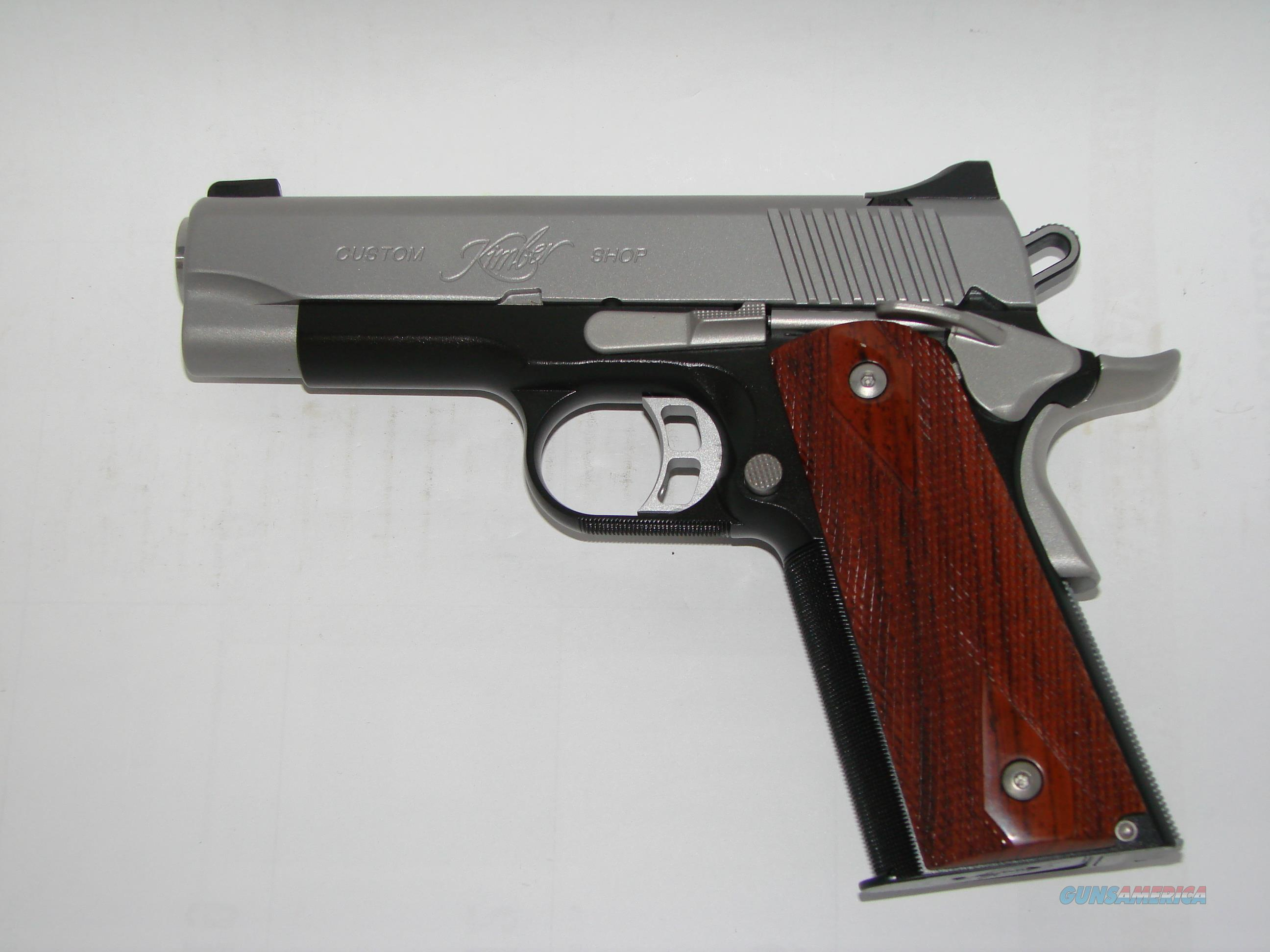 Kimber Pro CDP II  Guns > Pistols > Kimber of America Pistols