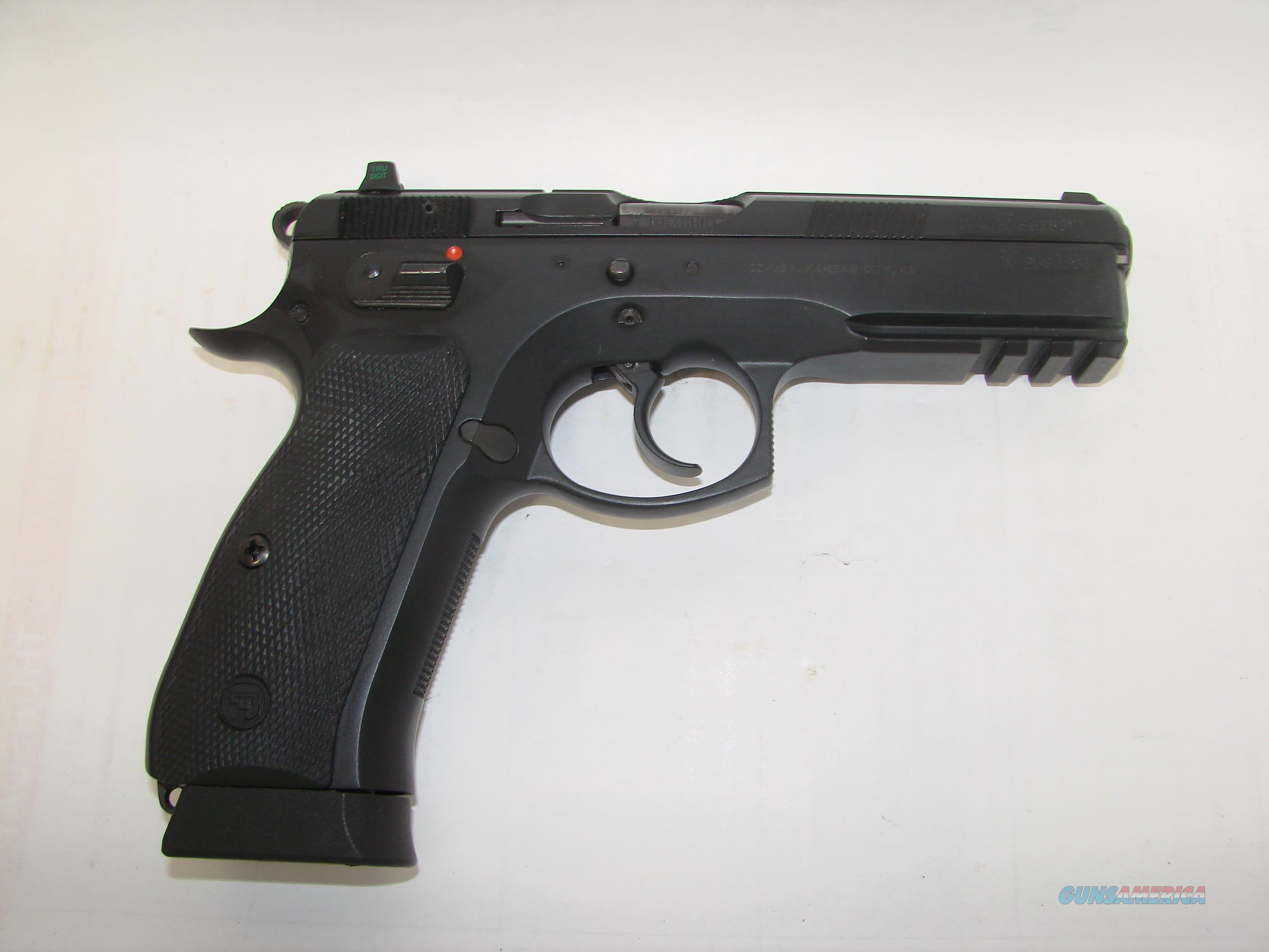 CZ 75 SP01  Guns > Pistols > CZ Pistols