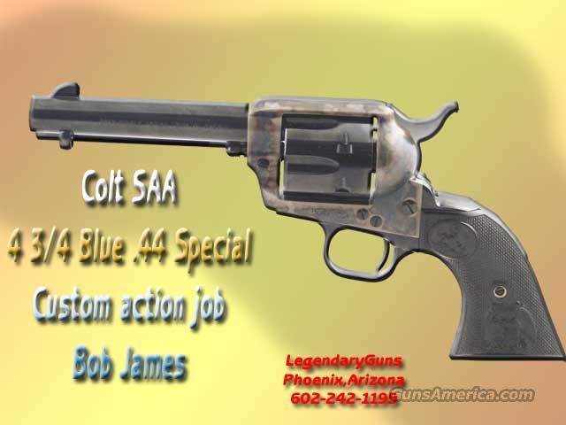 Colt SAA USED .44 Special   Guns > Pistols > Colt Single Action Revolvers - 3rd Gen.