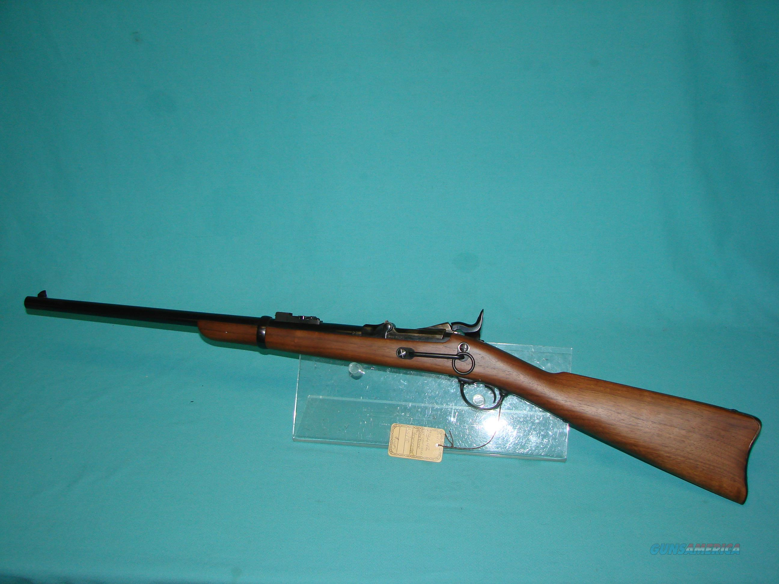 Uberti Springfield Trapdoor  Guns > Rifles > Uberti Rifles > Single Shot