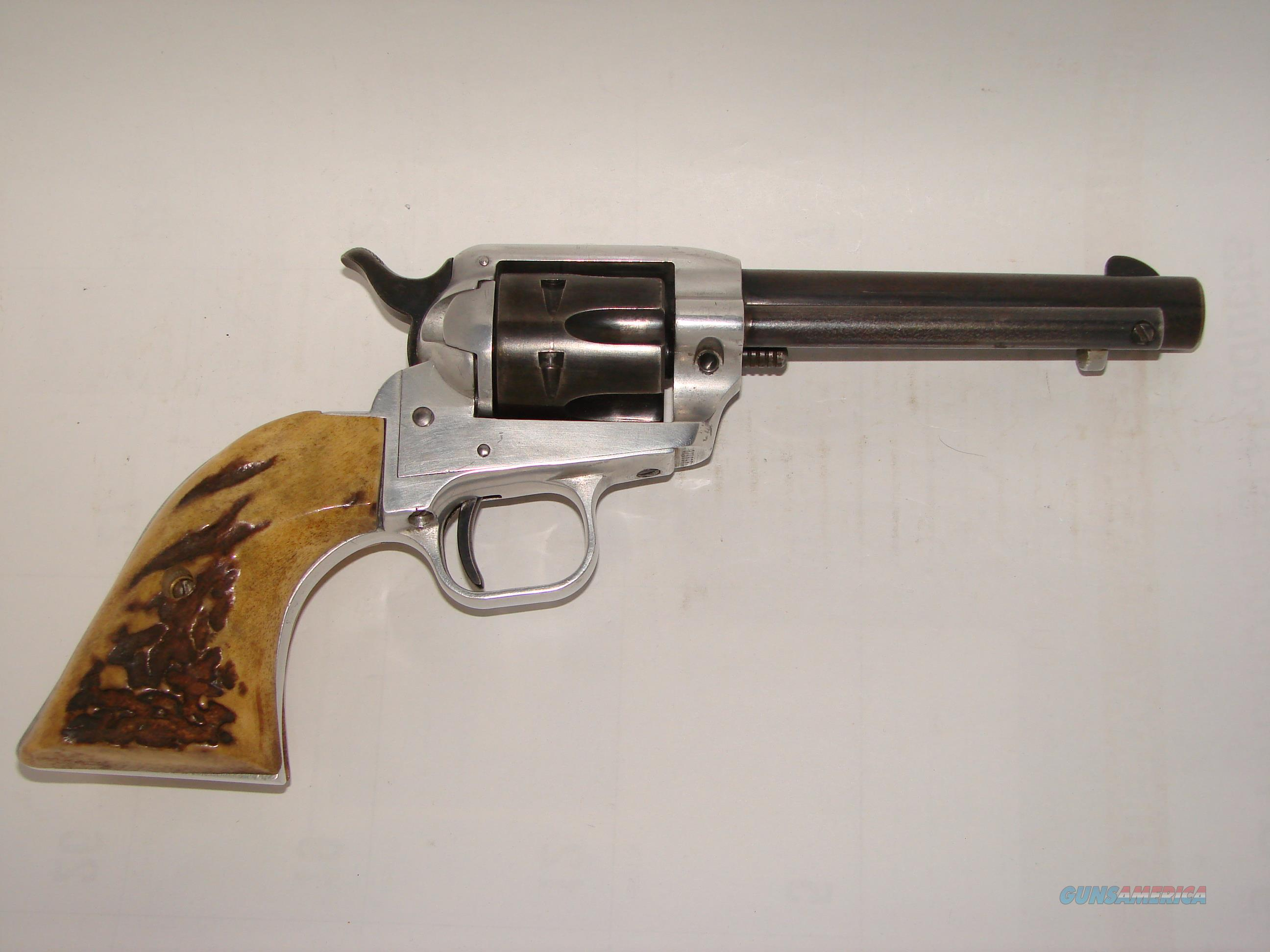 Colt Scout 22LR  Guns > Pistols > Colt Single Action Revolvers - Modern (22 Cal.)
