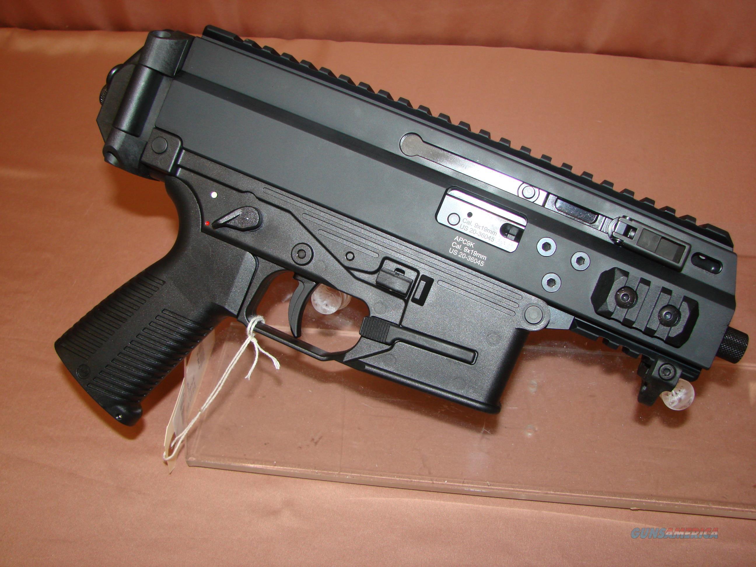 B&T APC9k  Guns > Pistols > B Misc Pistols