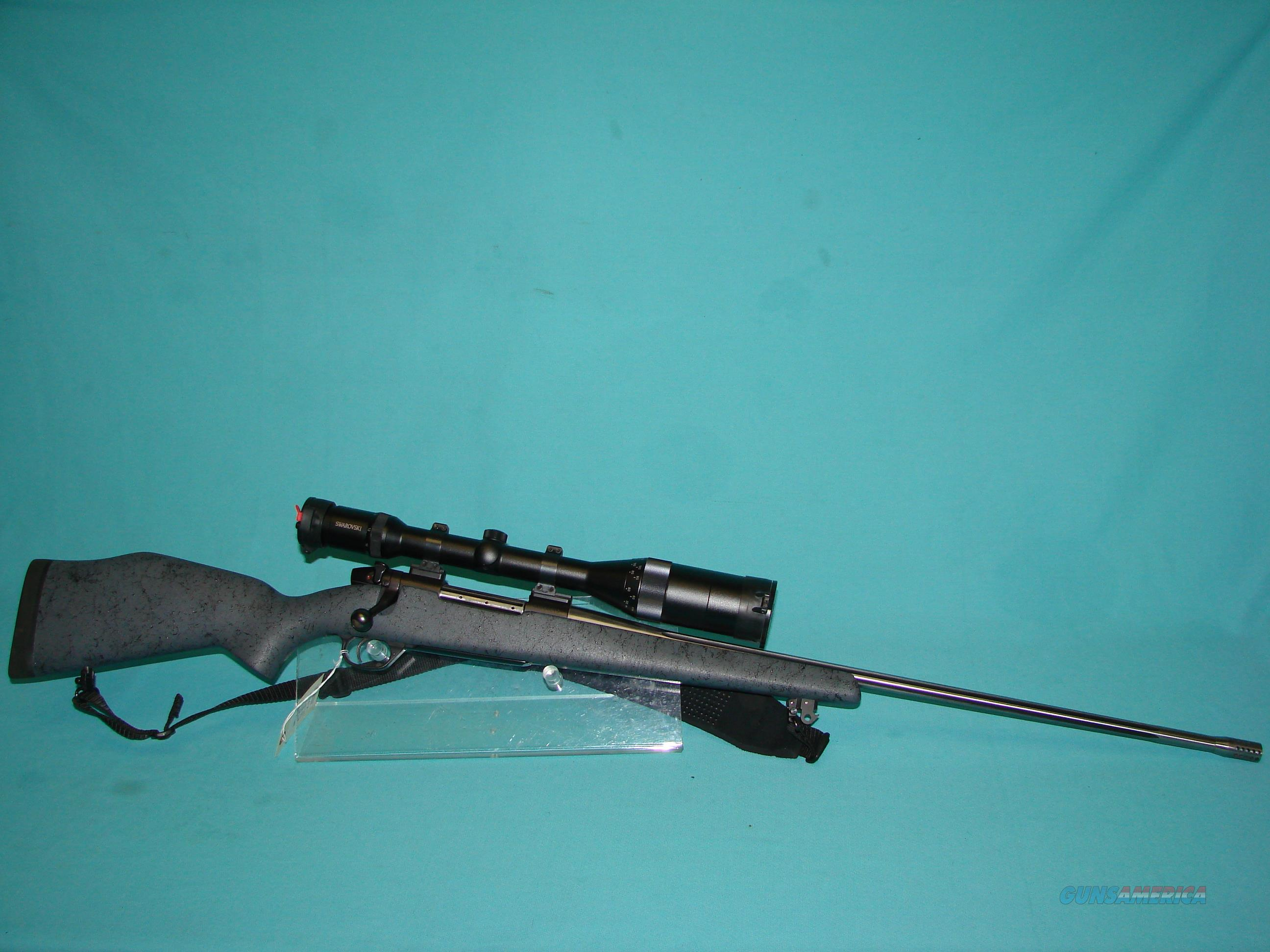 Weatherby Mark V w/Swarovski Scope  Guns > Rifles > Weatherby Rifles > Sporting