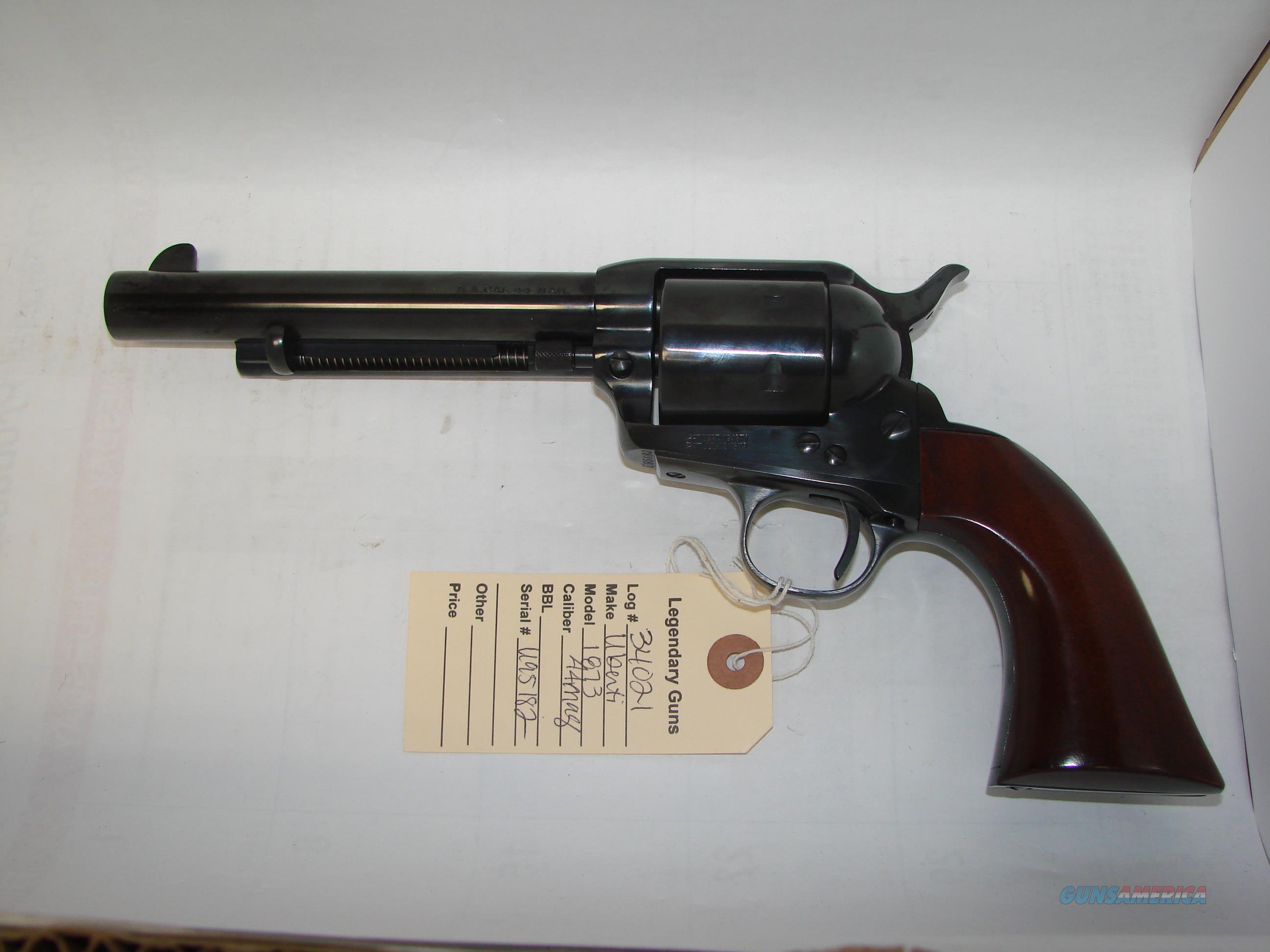 Uberti 1873 44Magnum  Guns > Pistols > Uberti Pistols > Ctg.