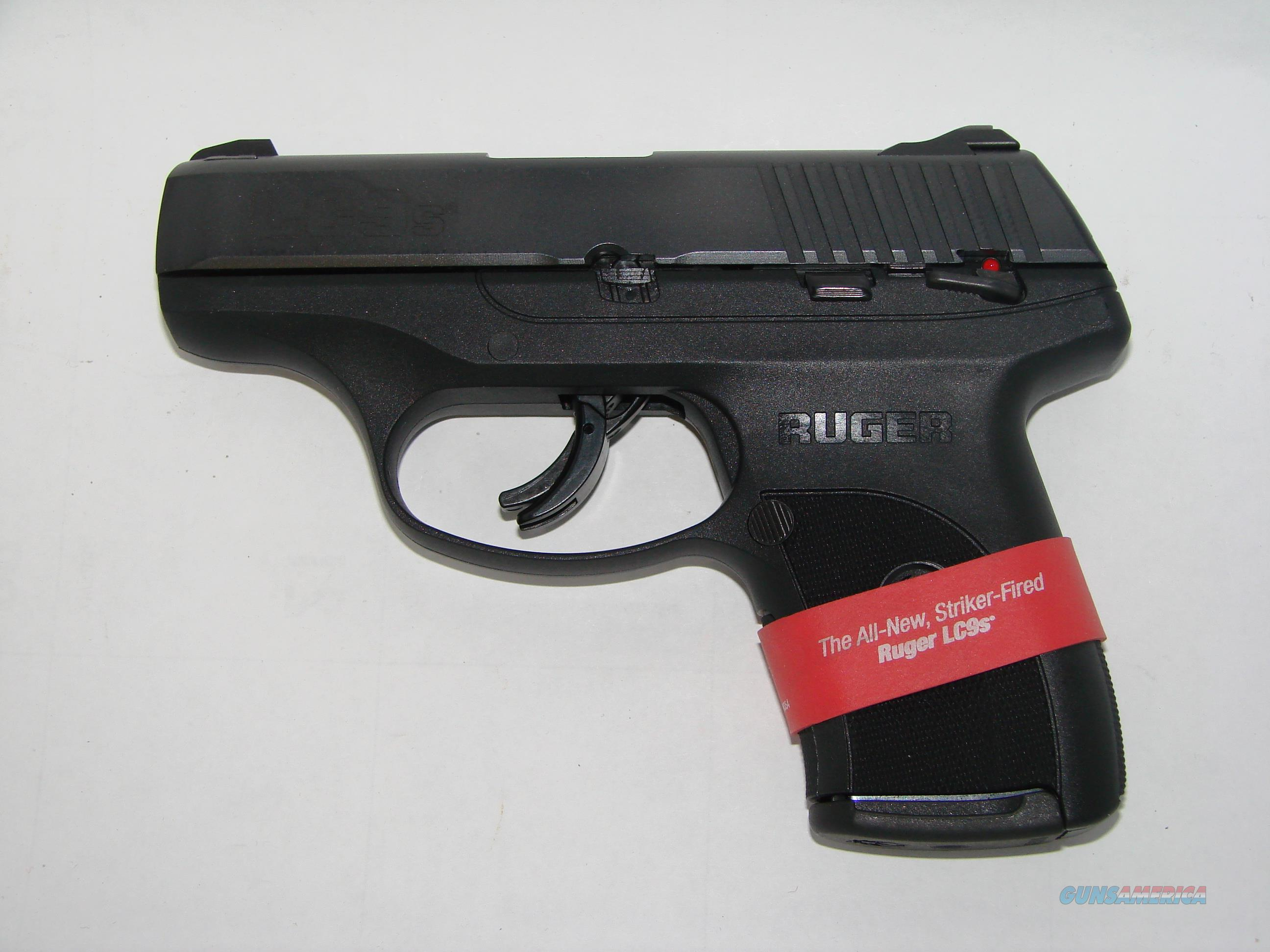 Ruger LC9S  Guns > Pistols > Ruger Semi-Auto Pistols > LC9