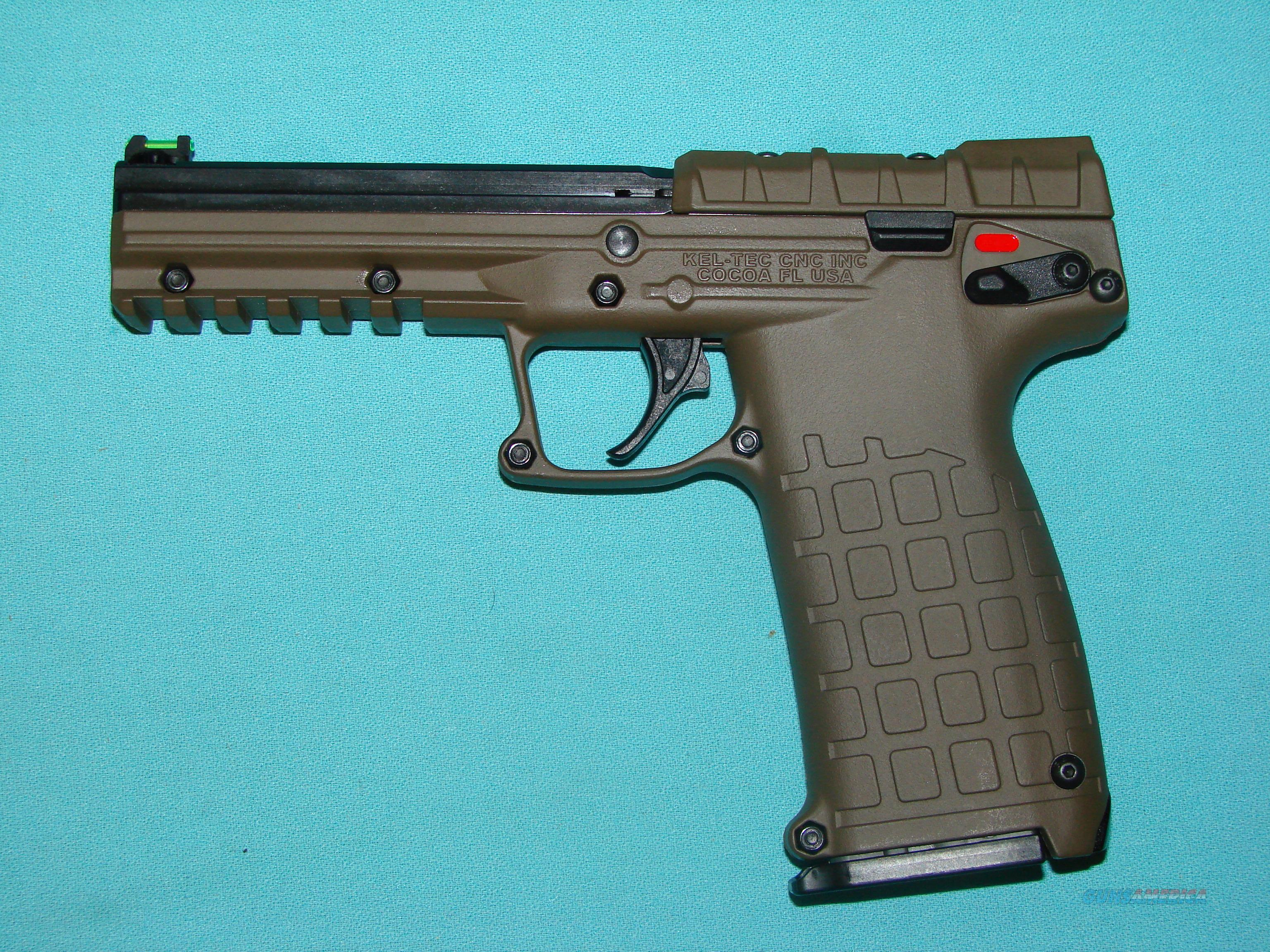 Kel Tec PMR Patriot Brown  Guns > Pistols > Kel-Tec Pistols > Pocket Pistol Type