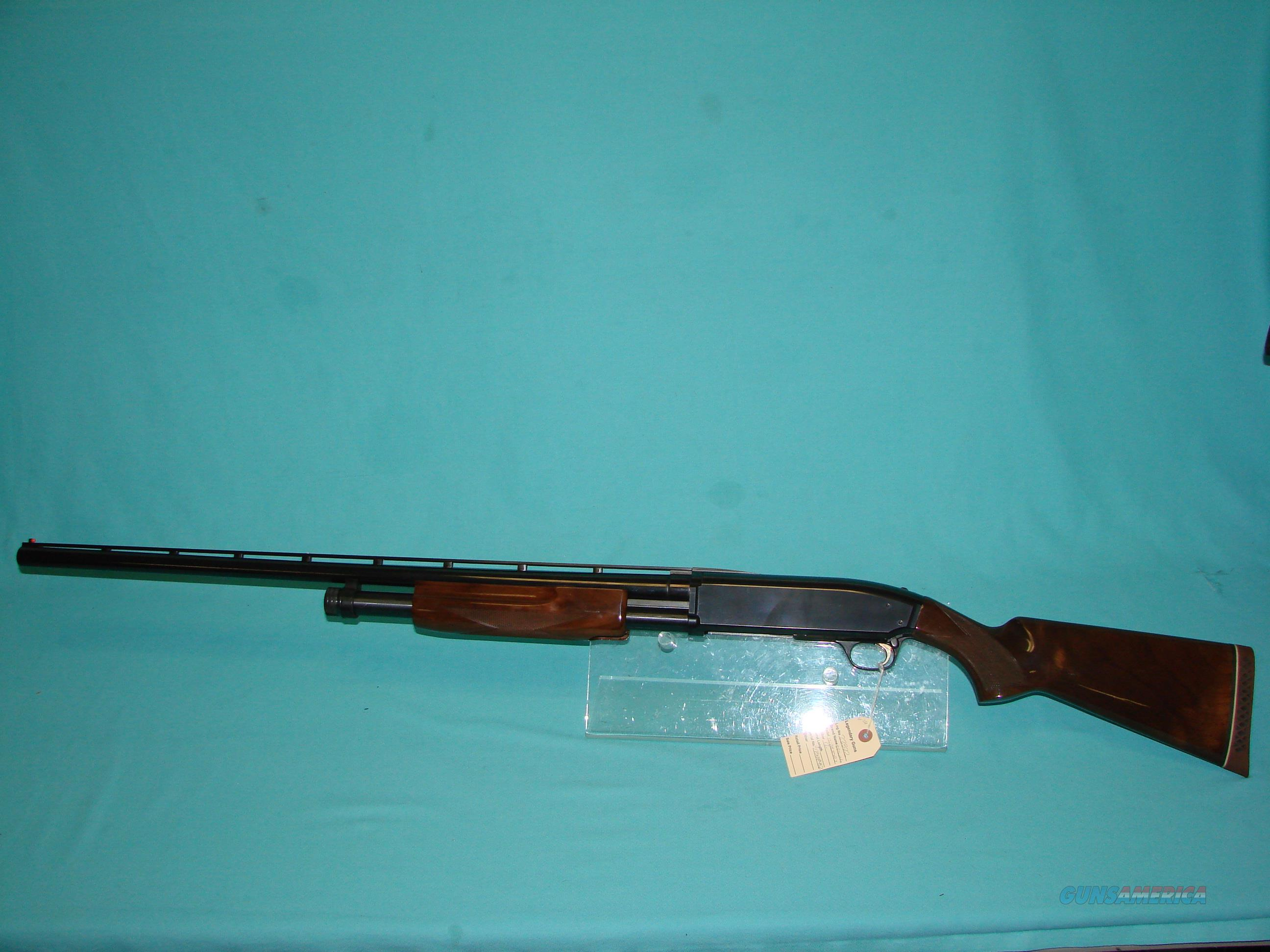 Browning Invector Plus 12GA  Guns > Shotguns > Browning Shotguns > Pump Action > Hunting